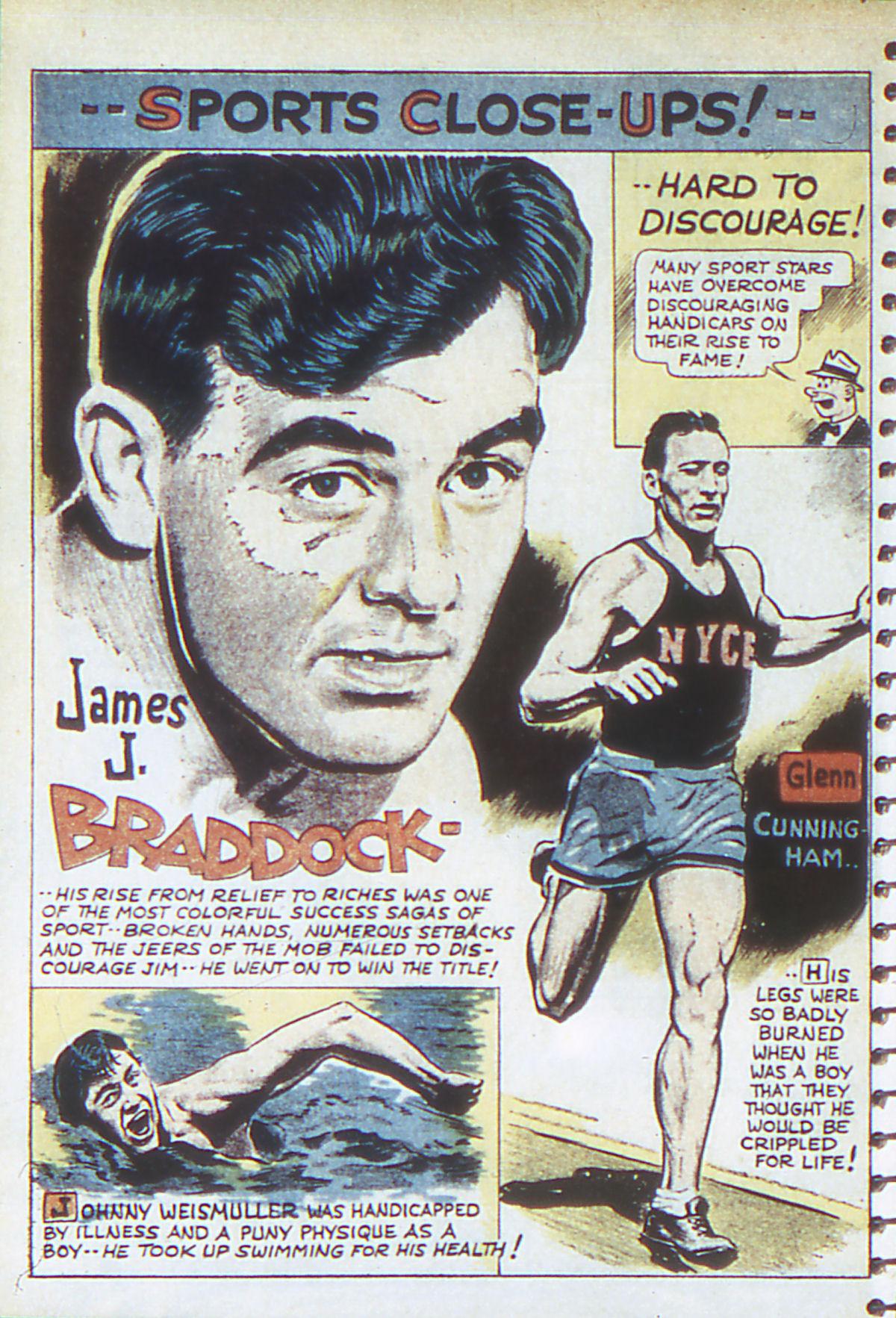 Read online Adventure Comics (1938) comic -  Issue #54 - 47