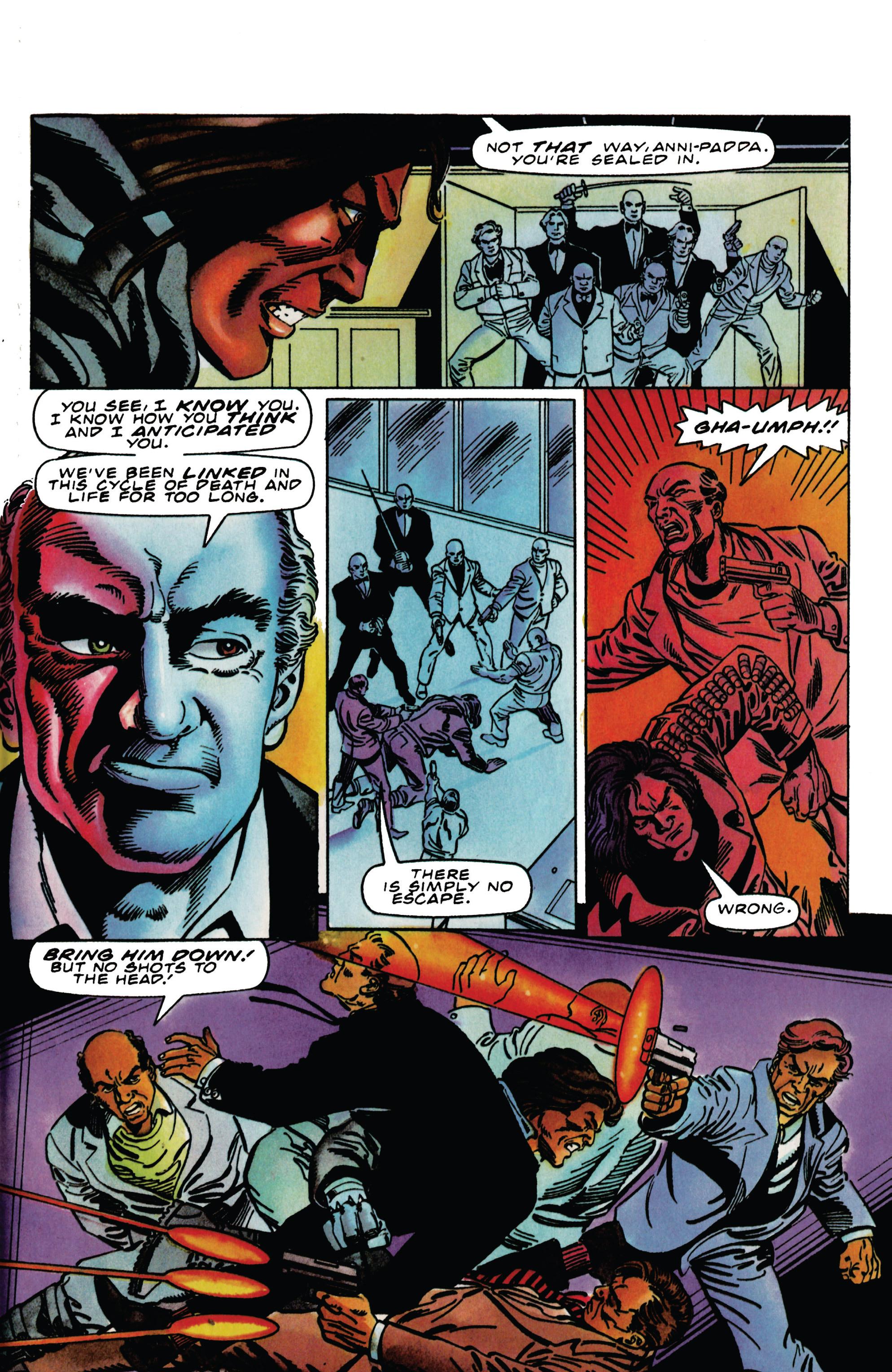 Read online Eternal Warrior (1992) comic -  Issue #29 - 21