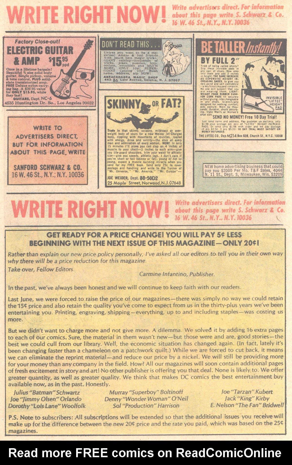 Read online Adventure Comics (1938) comic -  Issue #420 - 14