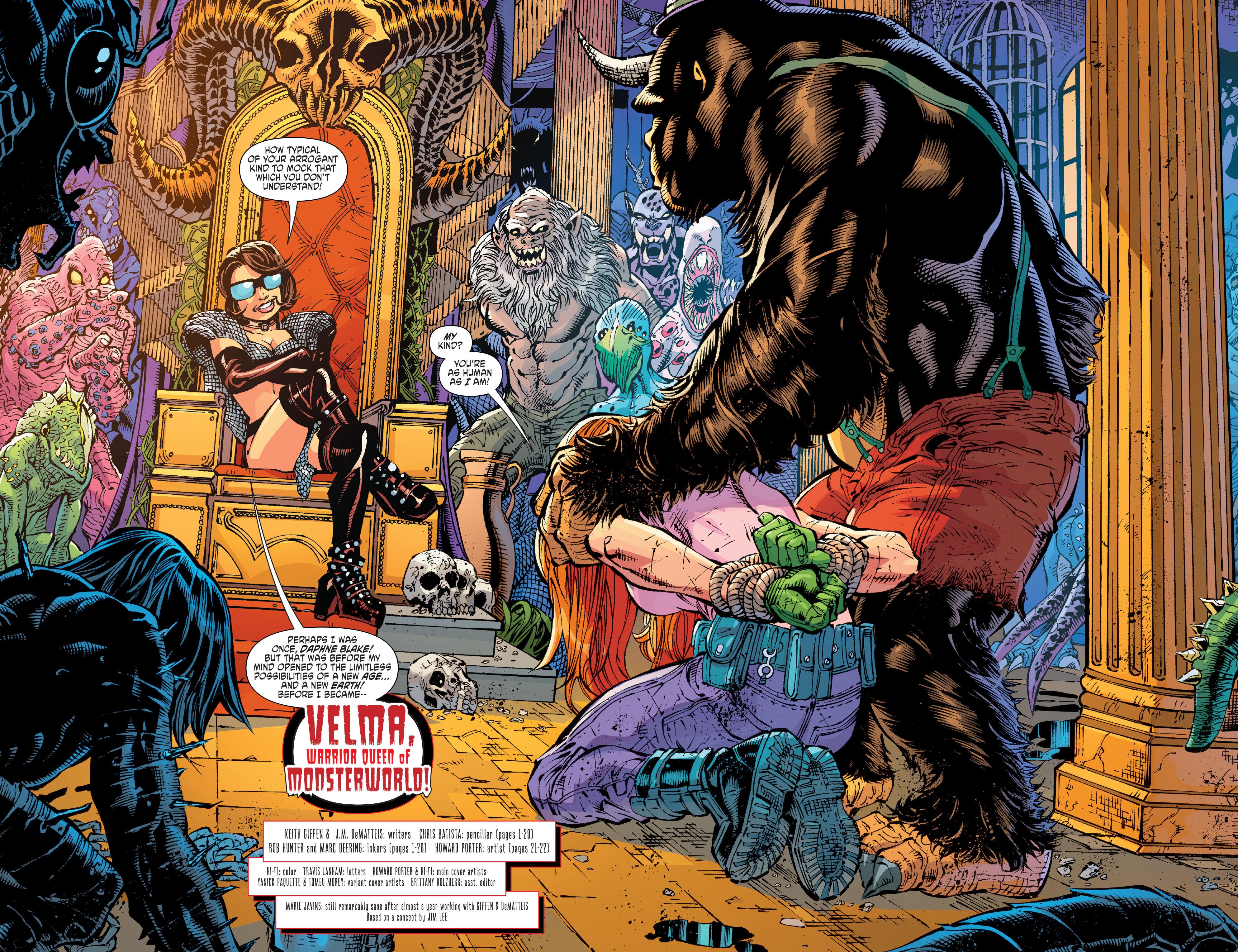 Read online Scooby Apocalypse comic -  Issue #10 - 5