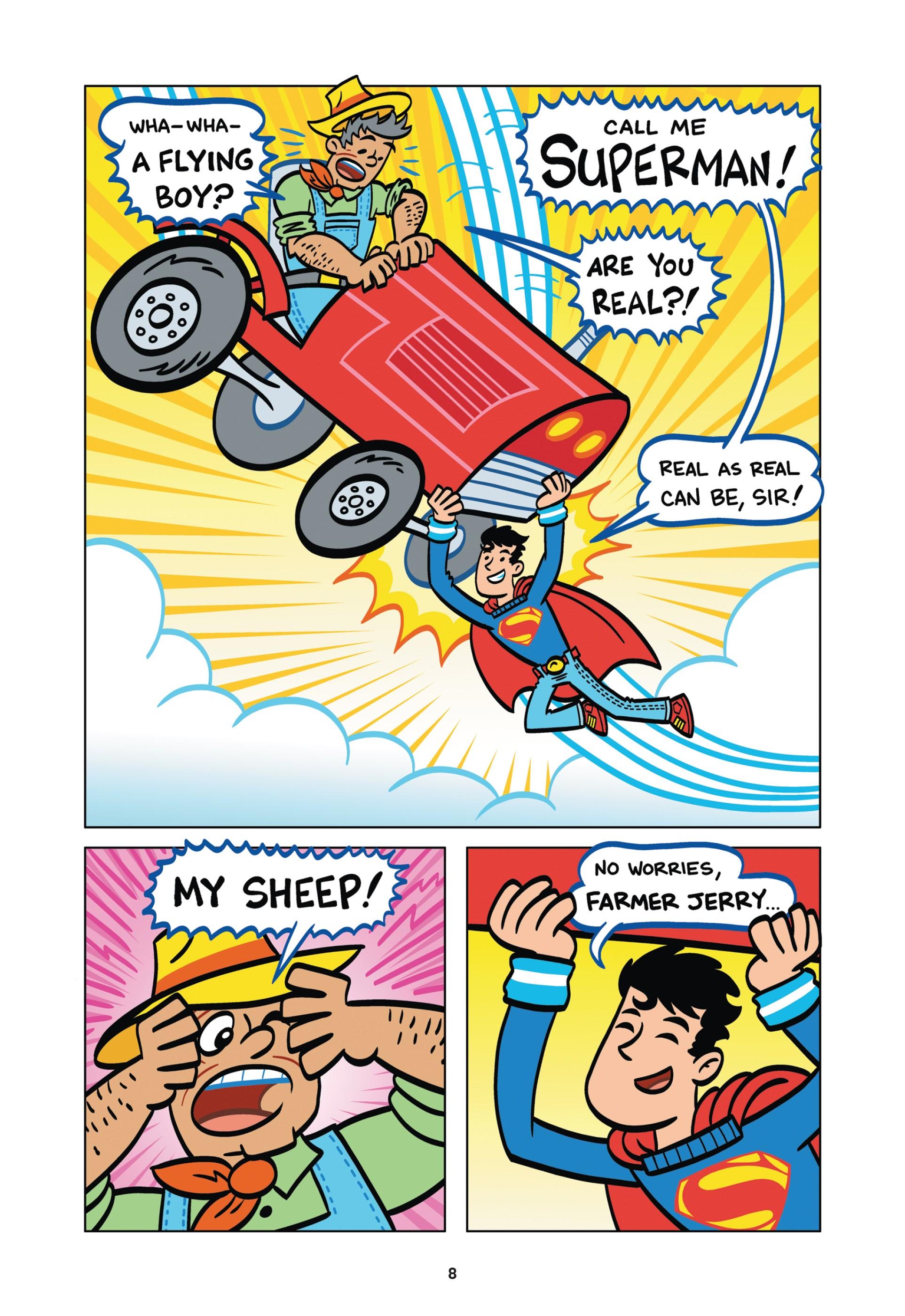 Superman of Smallville #TPB #1 - English 7