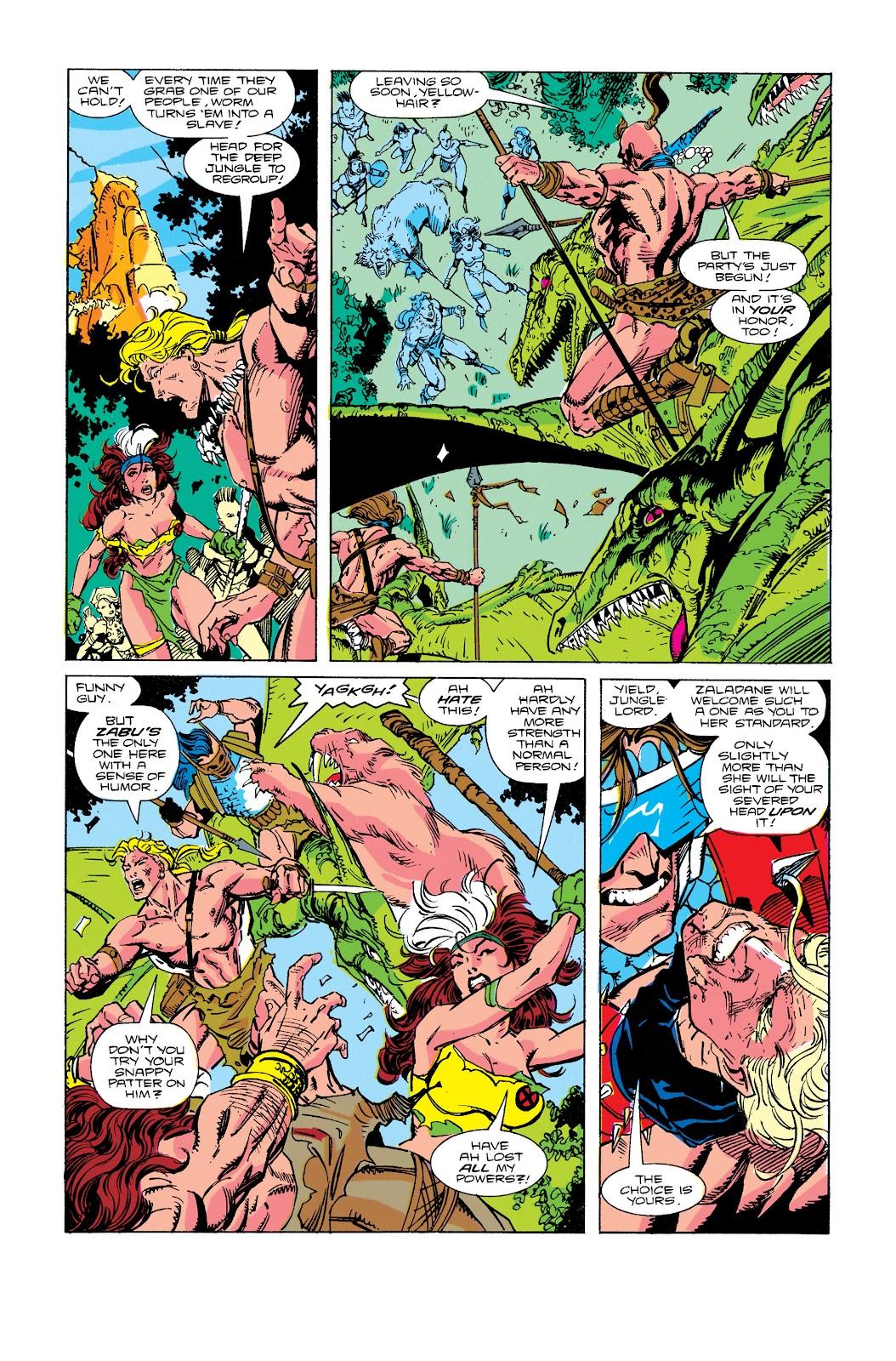 Uncanny X-Men (1963) issue 274 - Page 14