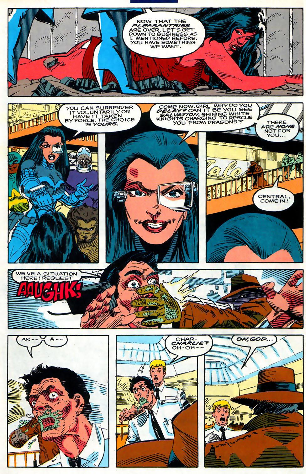 Read online Alpha Flight (1983) comic -  Issue #110 - 11