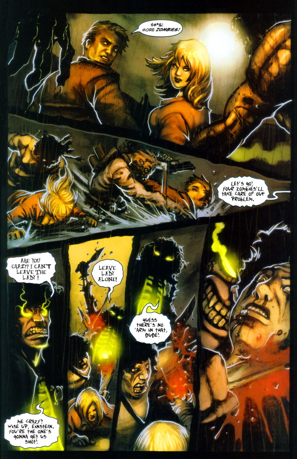 Read online Evil Ernie in Santa Fe comic -  Issue #2 - 21