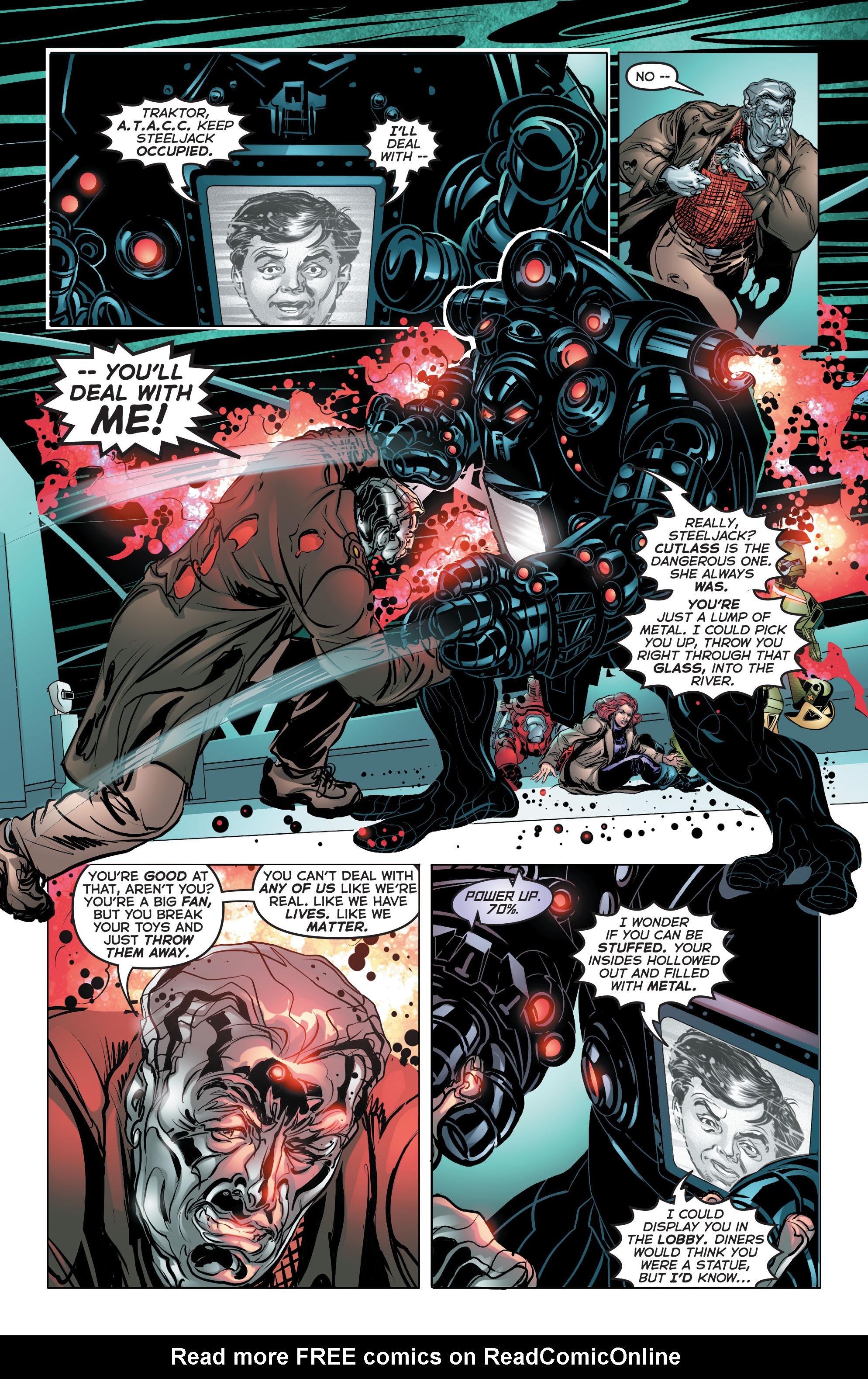 Read online Astro City comic -  Issue #34 - 10