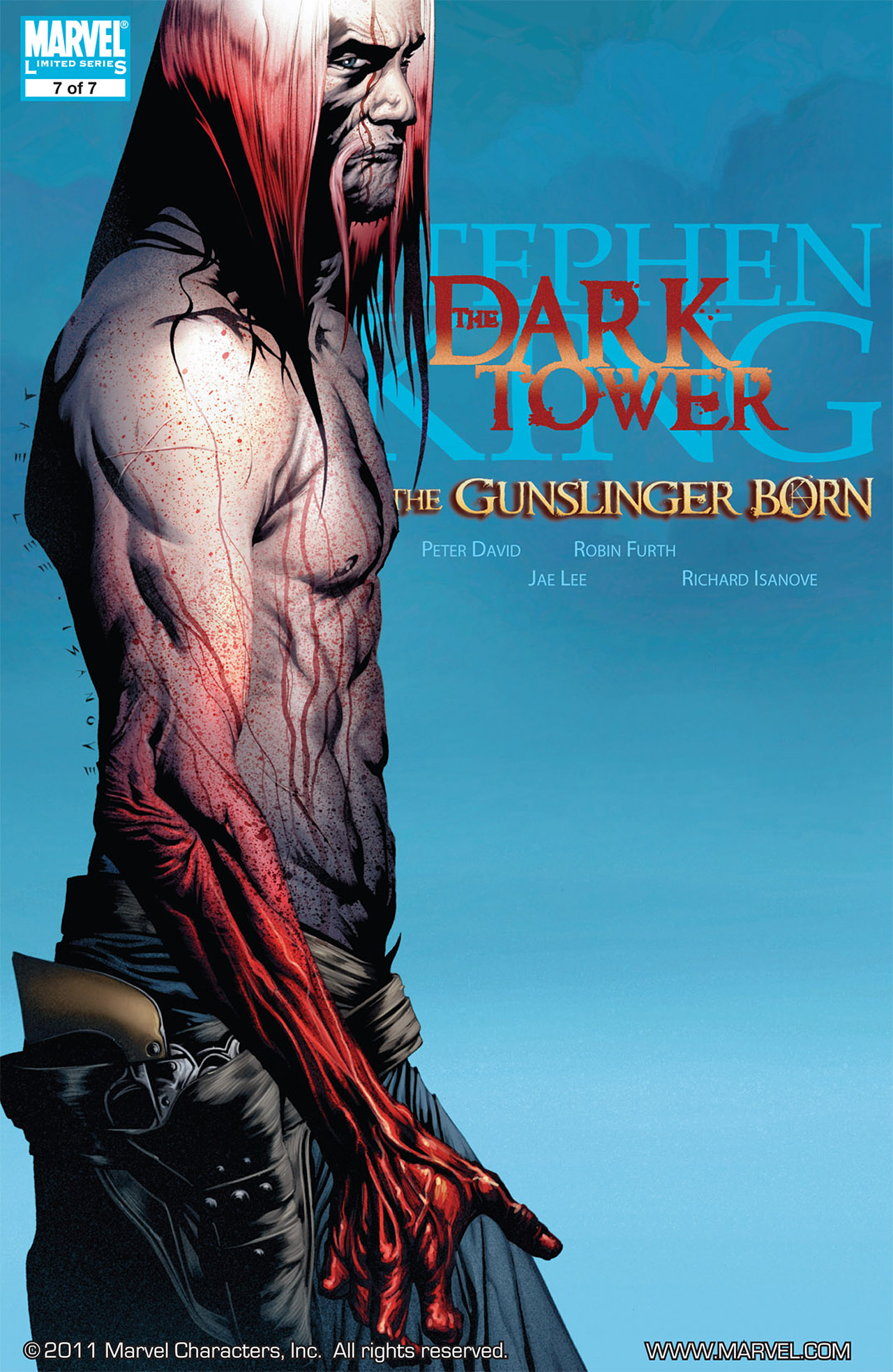 Dark Tower: The Gunslinger Born 7 Page 1