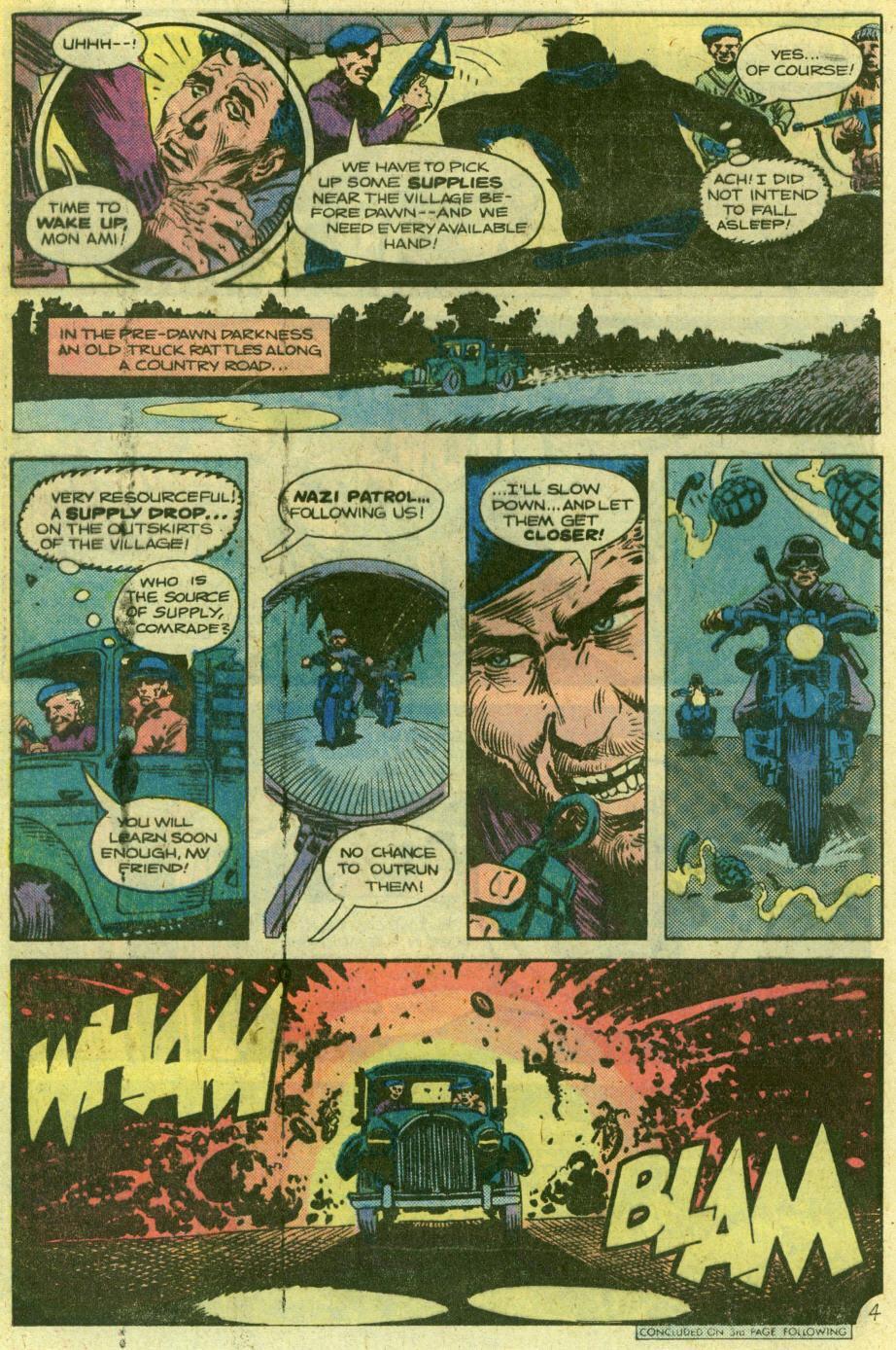 Read online Sgt. Rock comic -  Issue #335 - 29