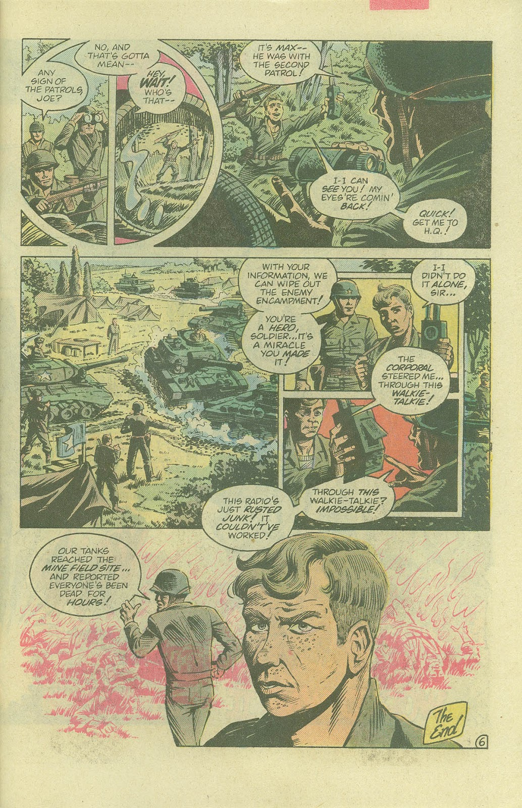 Sgt. Rock issue 388 - Page 30