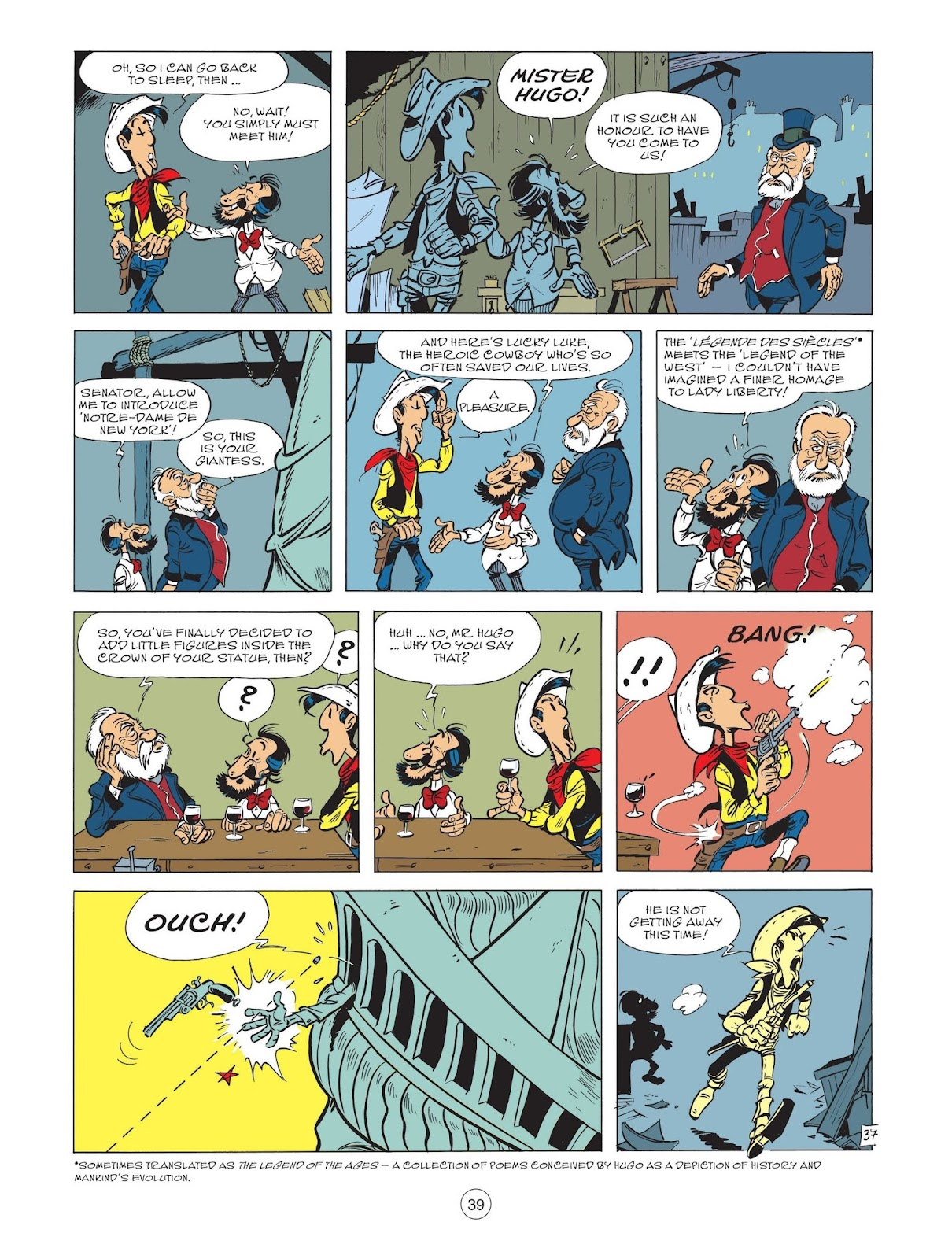A Lucky Luke Adventure issue 71 - Page 41