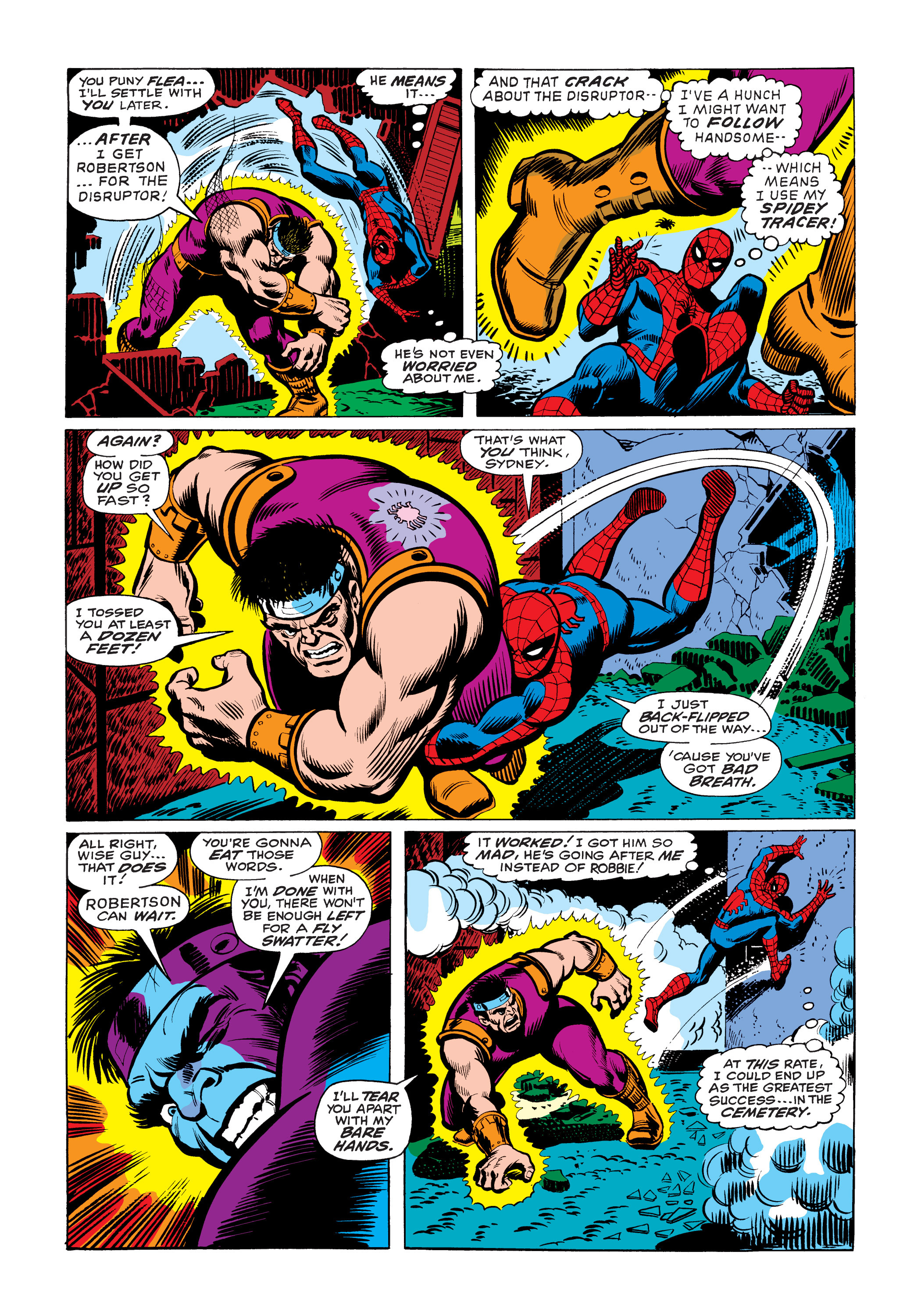 The Amazing Spider-Man (1963) 118 Page 4