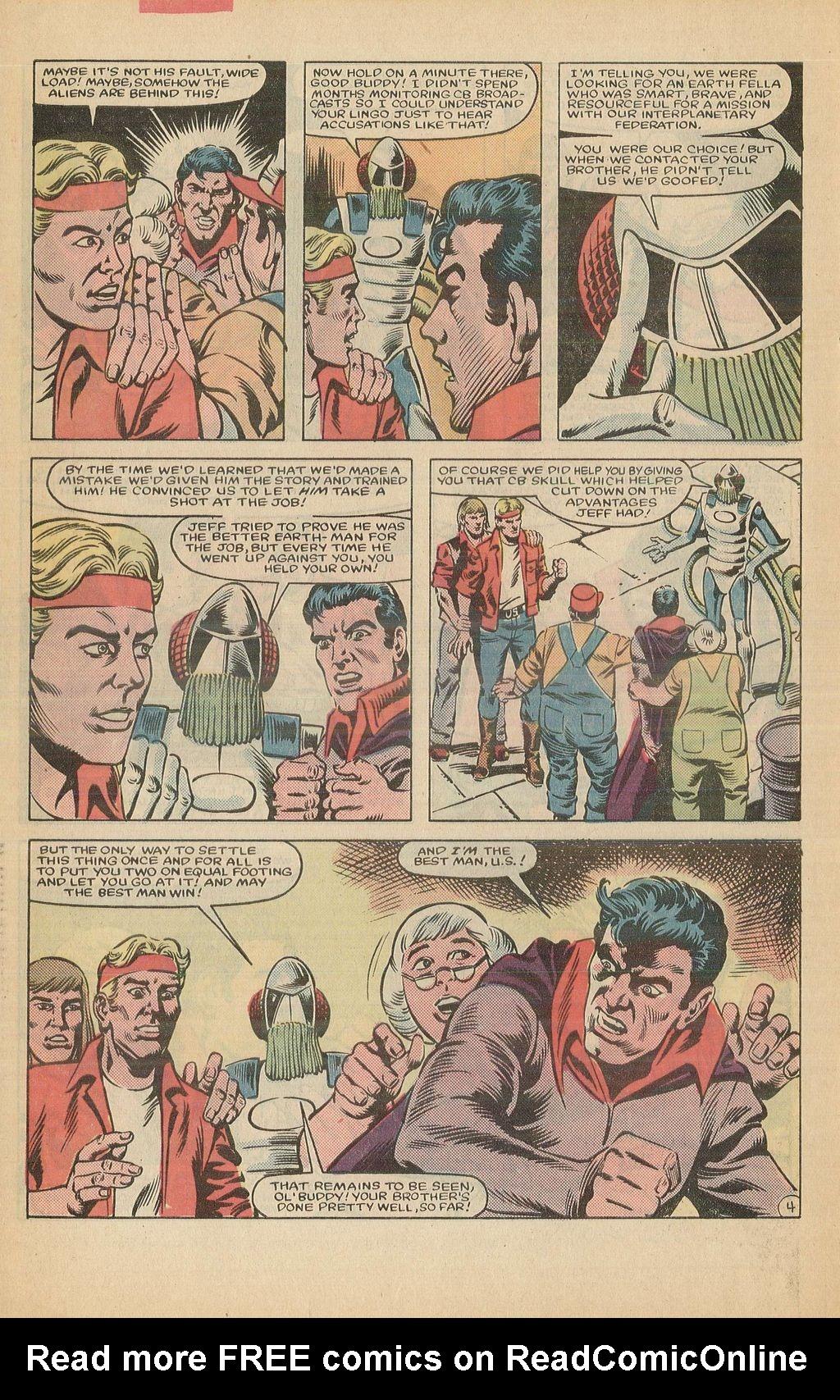 Read online U.S. 1 comic -  Issue #12 - 6
