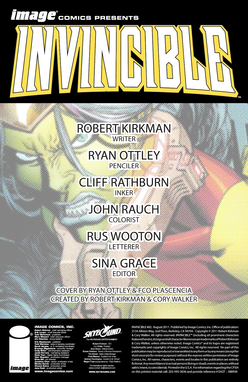 Invincible (2003) 82 Page 2
