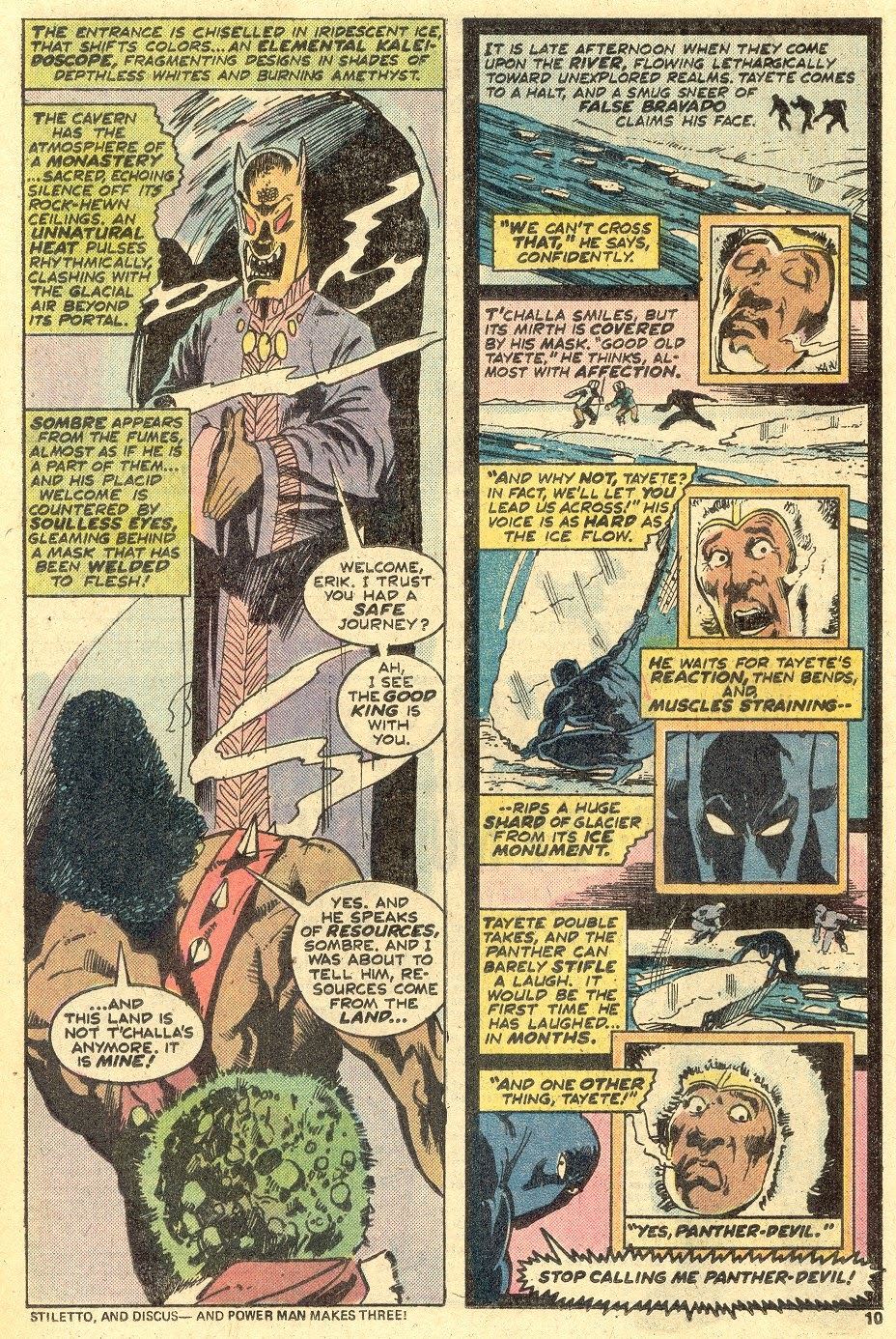 Jungle Action (1972) issue 12 - Page 12