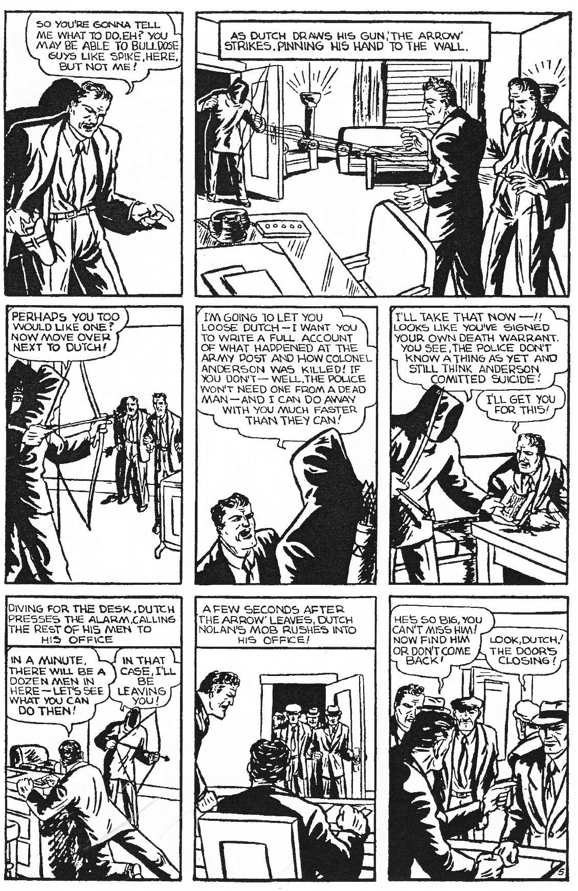 Read online Men of Mystery Comics comic -  Issue #83 - 33