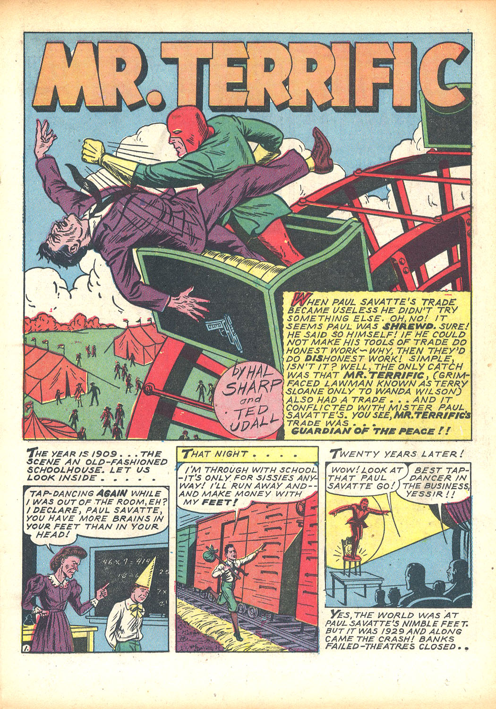 Read online Sensation (Mystery) Comics comic -  Issue #13 - 35