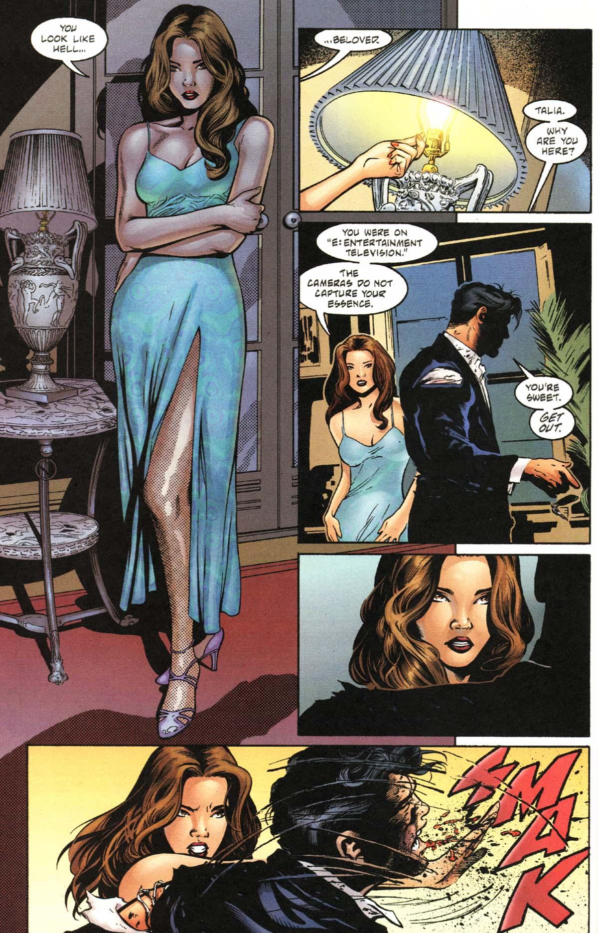 Read online Batman: No Man's Land comic -  Issue #0 - 20