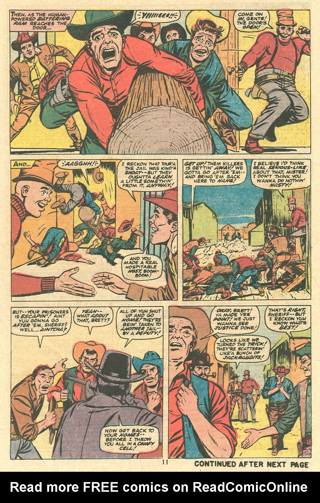 Read online Two-Gun Kid comic -  Issue #117 - 12