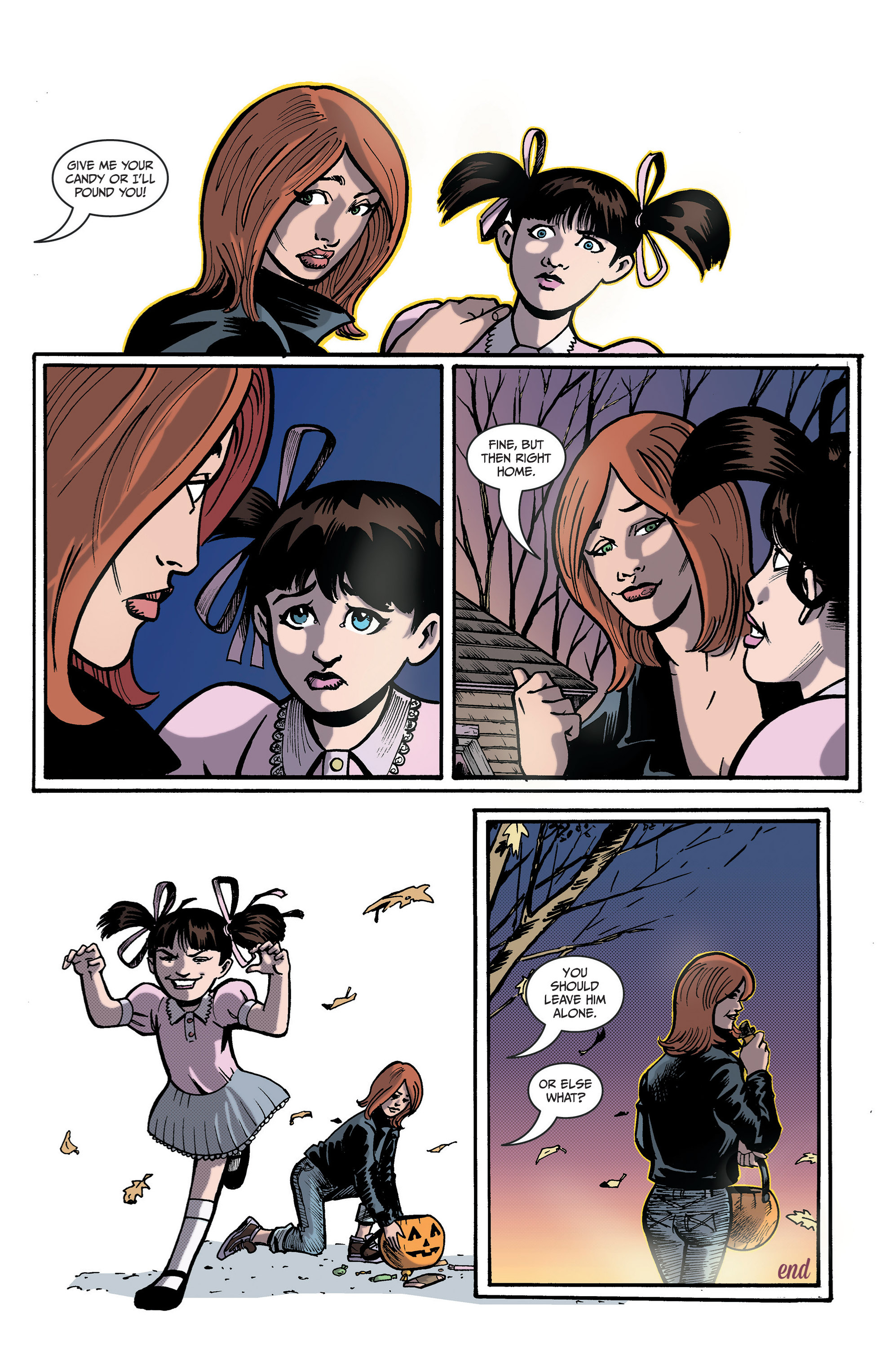 Read online Hoax Hunters (2012) comic -  Issue # TPB 2 - 113