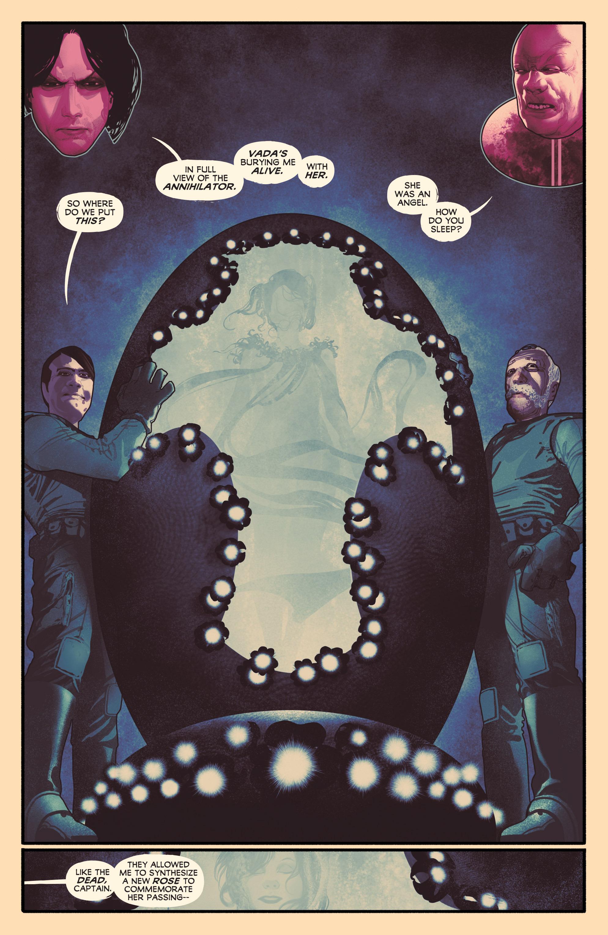 Read online Annihilator comic -  Issue #1 - 16