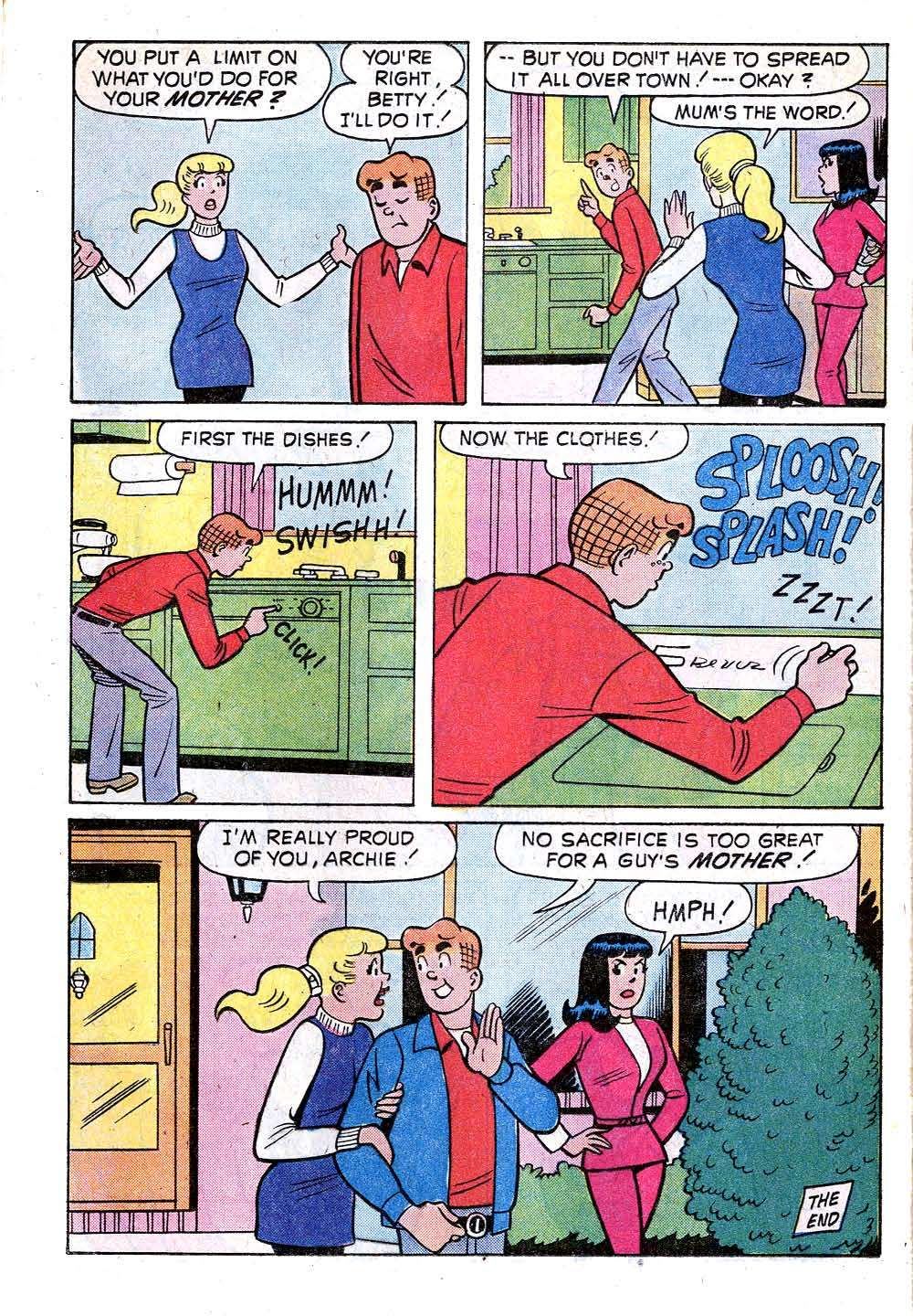 Read online Archie (1960) comic -  Issue #235 - 24