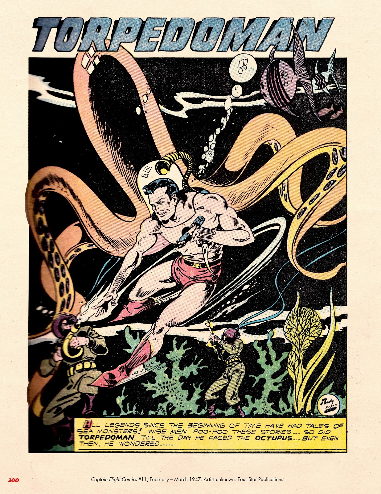Read online Super Weird Heroes comic -  Issue # TPB 2 (Part 3) - 100