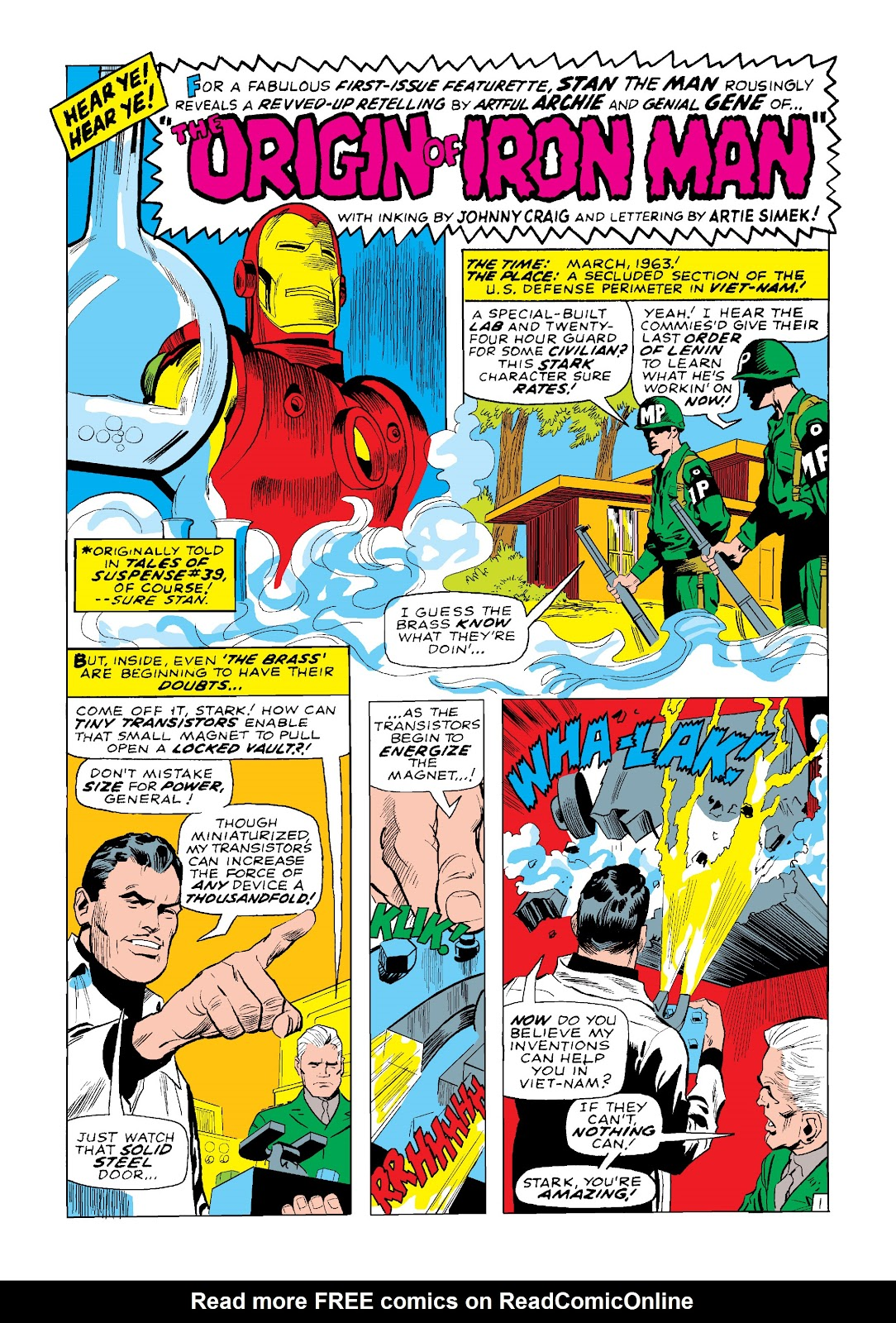 Read online Marvel Masterworks: The Invincible Iron Man comic -  Issue # TPB 4 (Part 3) - 42