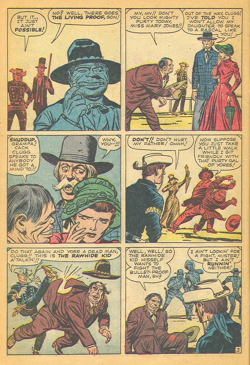 The Rawhide Kid (1955) issue 26 - Page 30