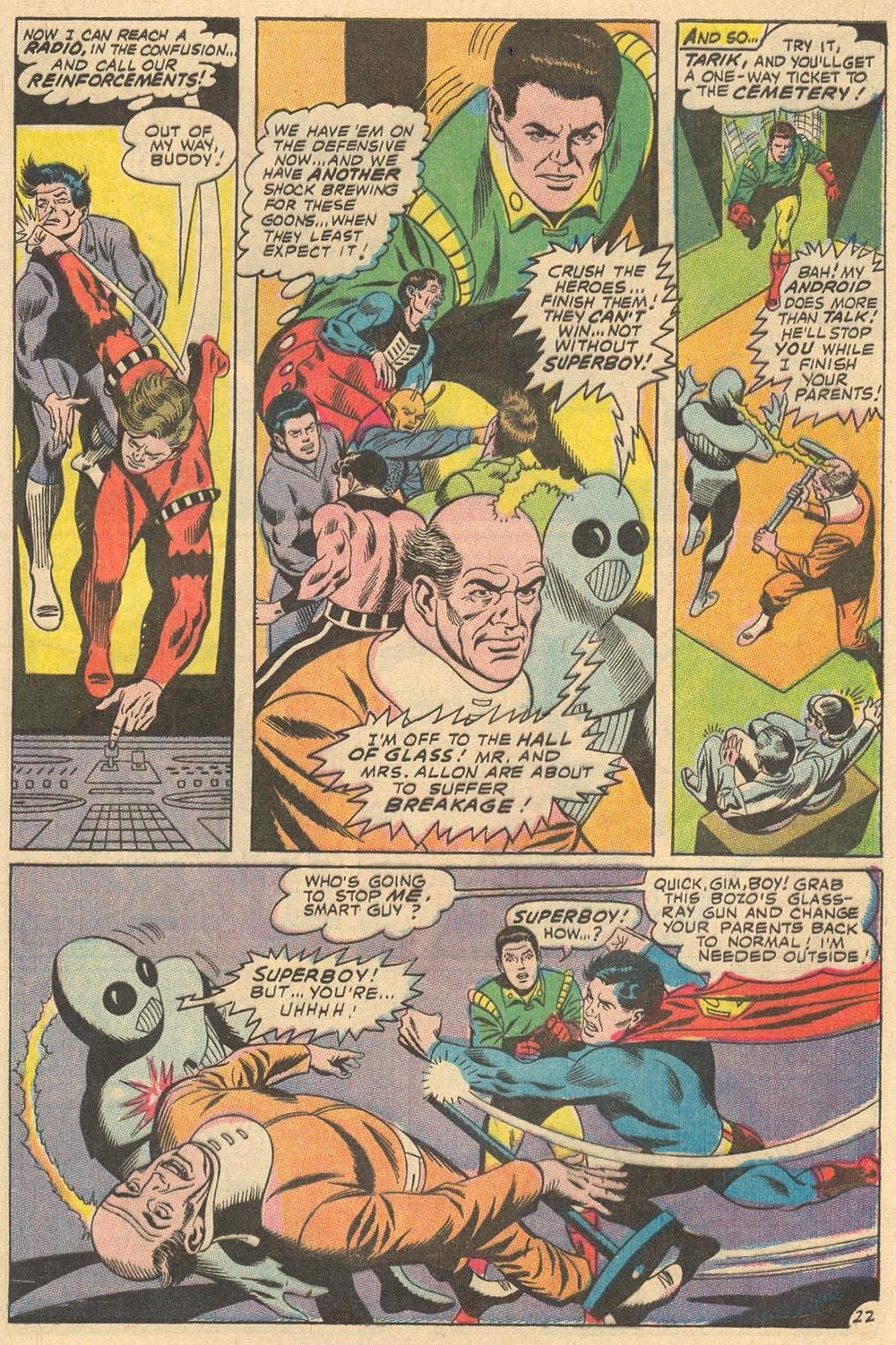 Read online Adventure Comics (1938) comic -  Issue #372 - 28