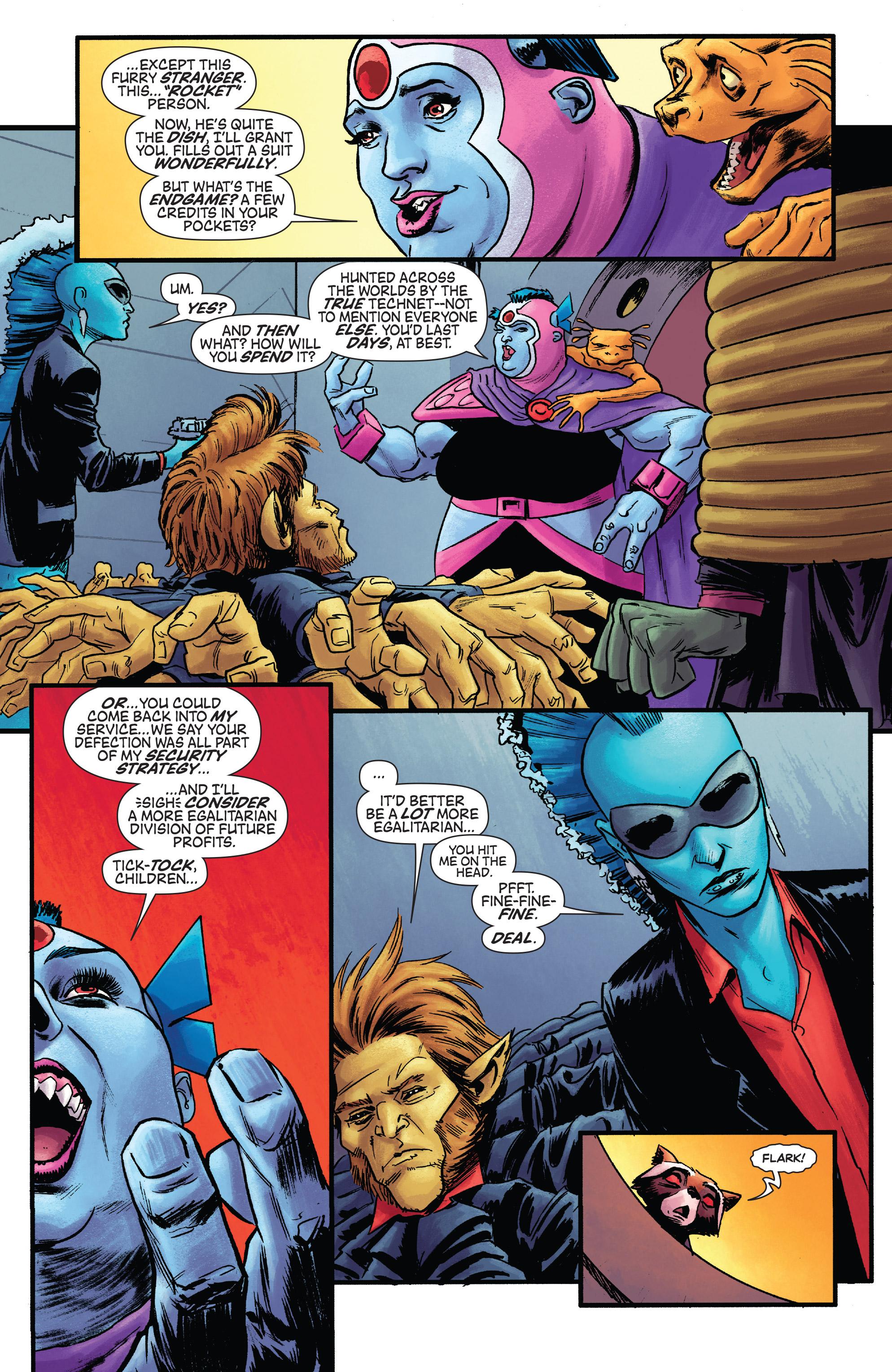 Read online Rocket comic -  Issue #2 - 11