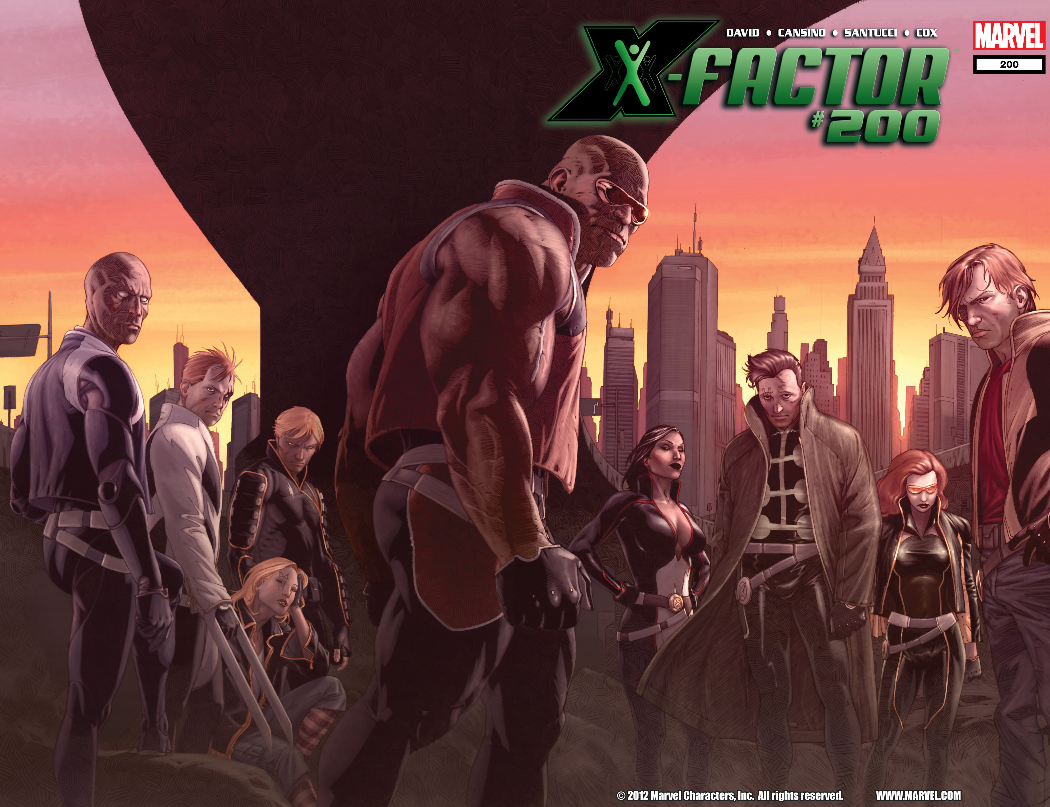 Read online X-Factor (1986) comic -  Issue #200 - 2