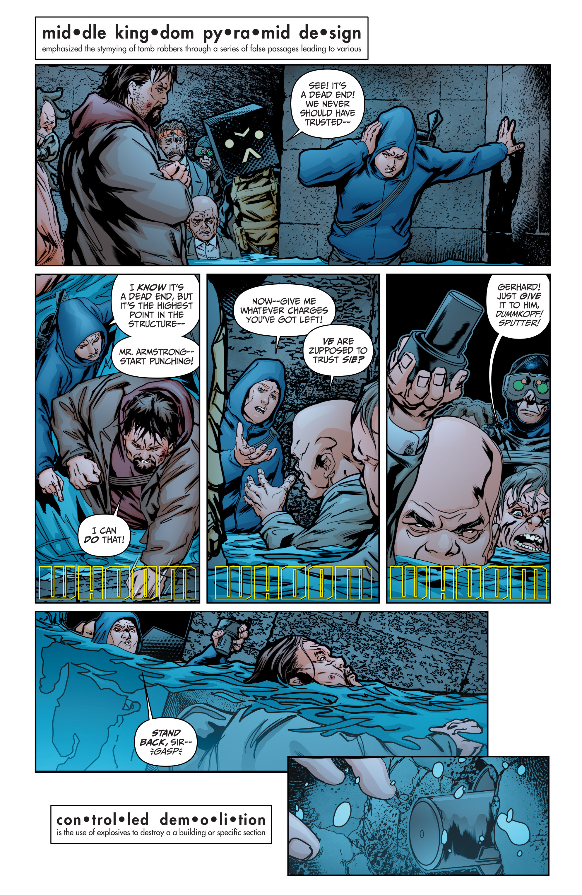 Read online Archer and Armstrong comic -  Issue #Archer and Armstrong _TPB 4 - 92