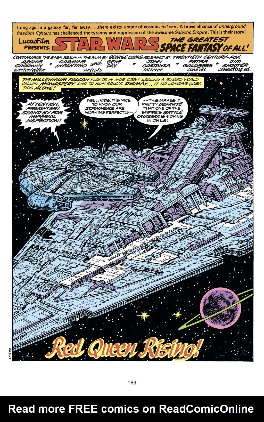 Read online Star Wars Omnibus comic -  Issue # Vol. 14 - 182