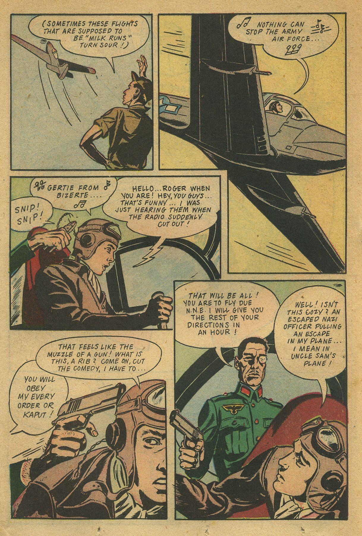 Read online Shadow Comics comic -  Issue #49 - 26