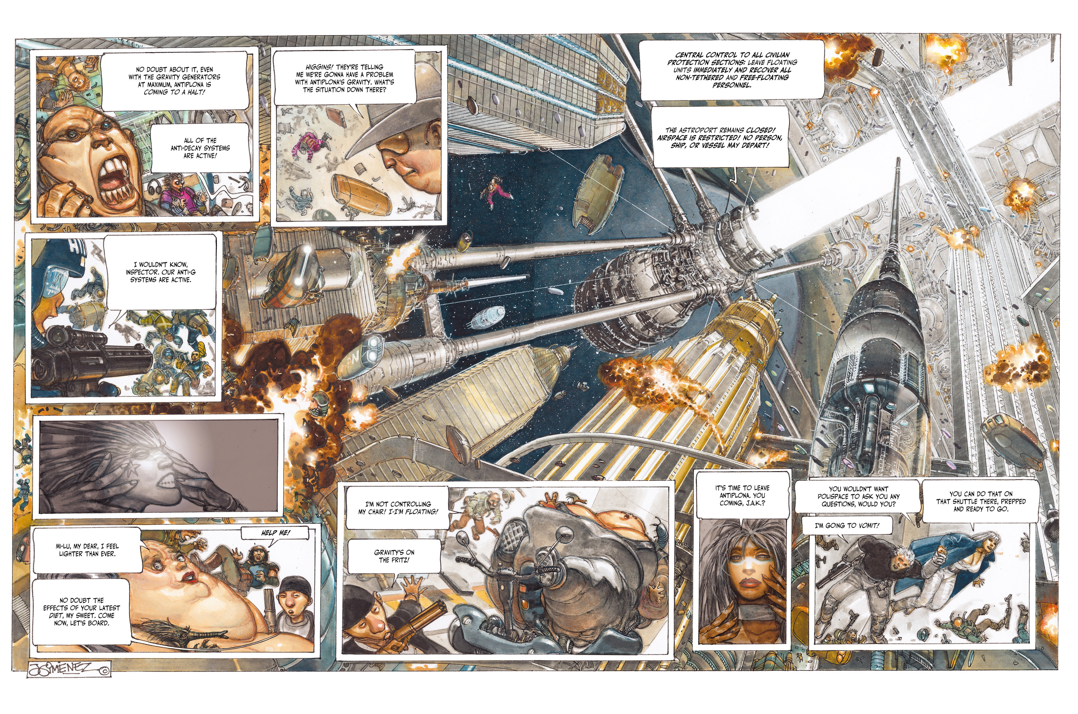 Read online The Fourth Power comic -  Issue #2 - 57
