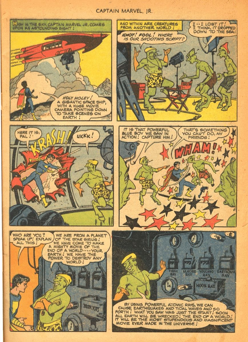 Captain Marvel, Jr. issue 84 - Page 8