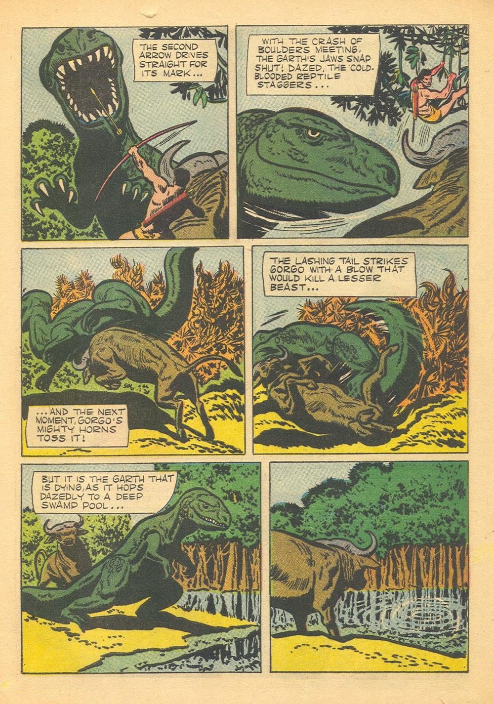 Tarzan (1948) issue 60 - Page 5