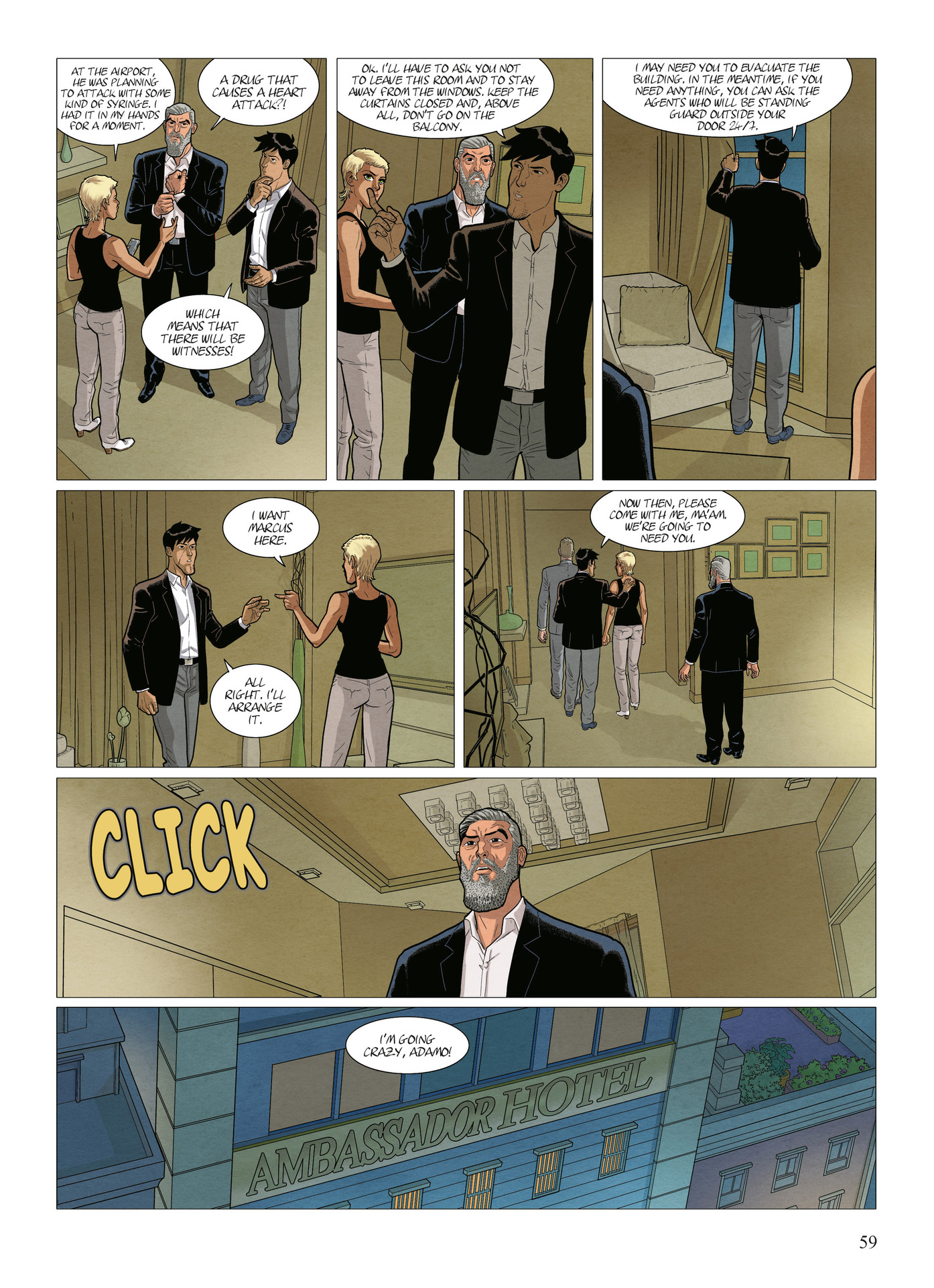 Read online Alter Ego comic -  Issue #10 - 60