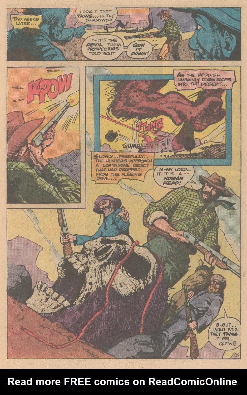 Read online Sgt. Rock comic -  Issue #353 - 22
