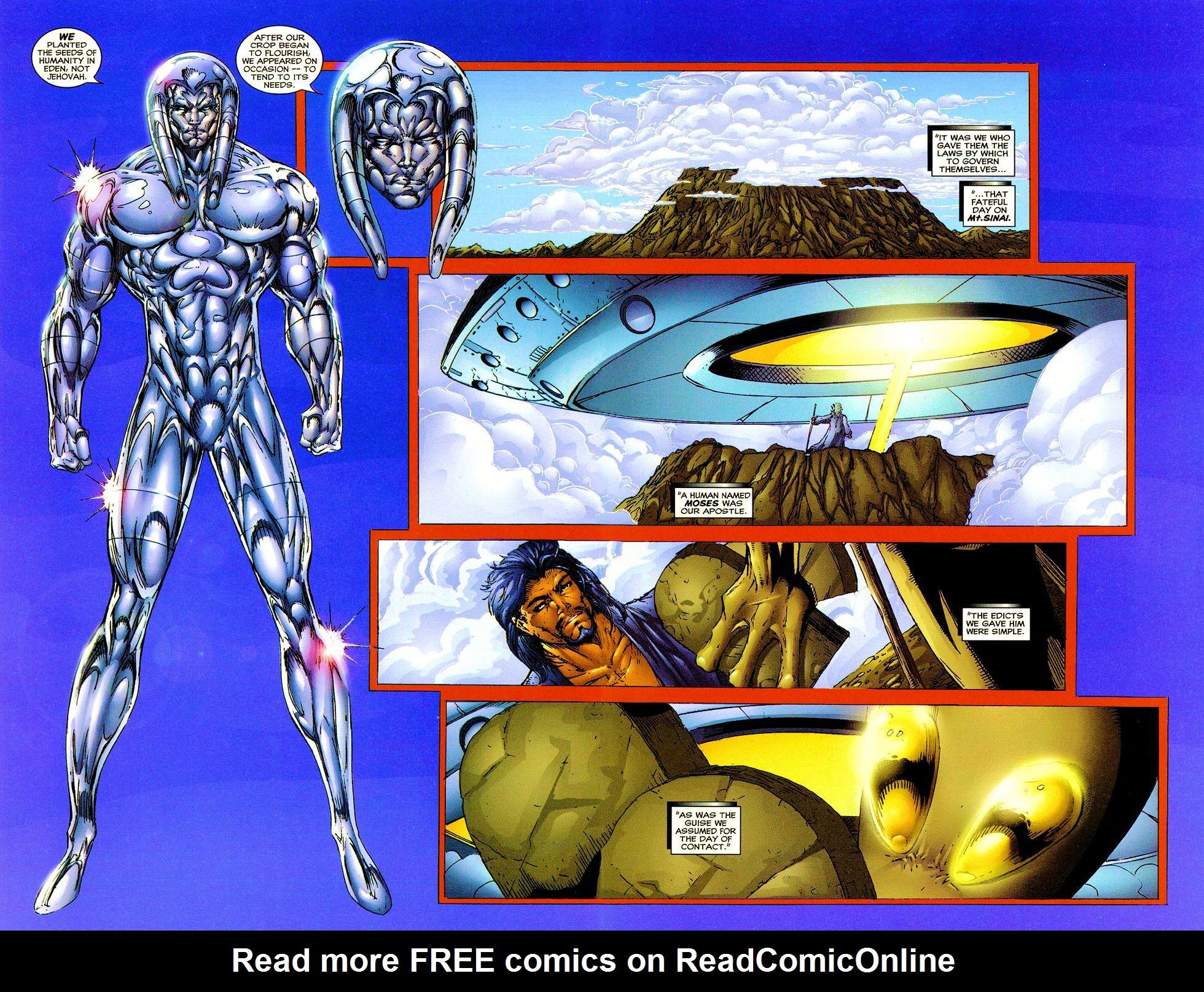 Read online Avengelyne (1999) comic -  Issue #Avengelyne (1999) Full - 12