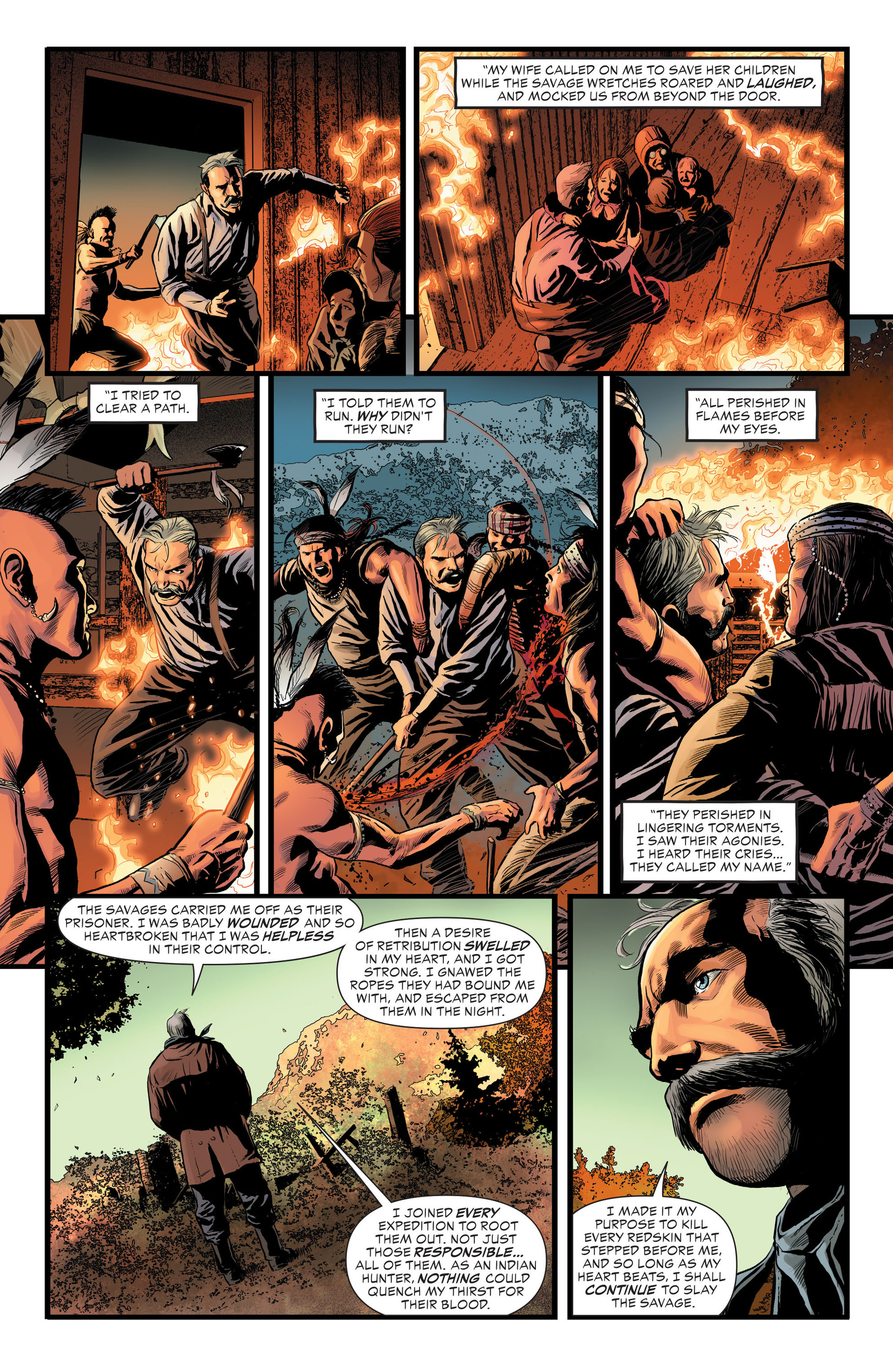 Read online All-Star Western (2011) comic -  Issue #29 - 10