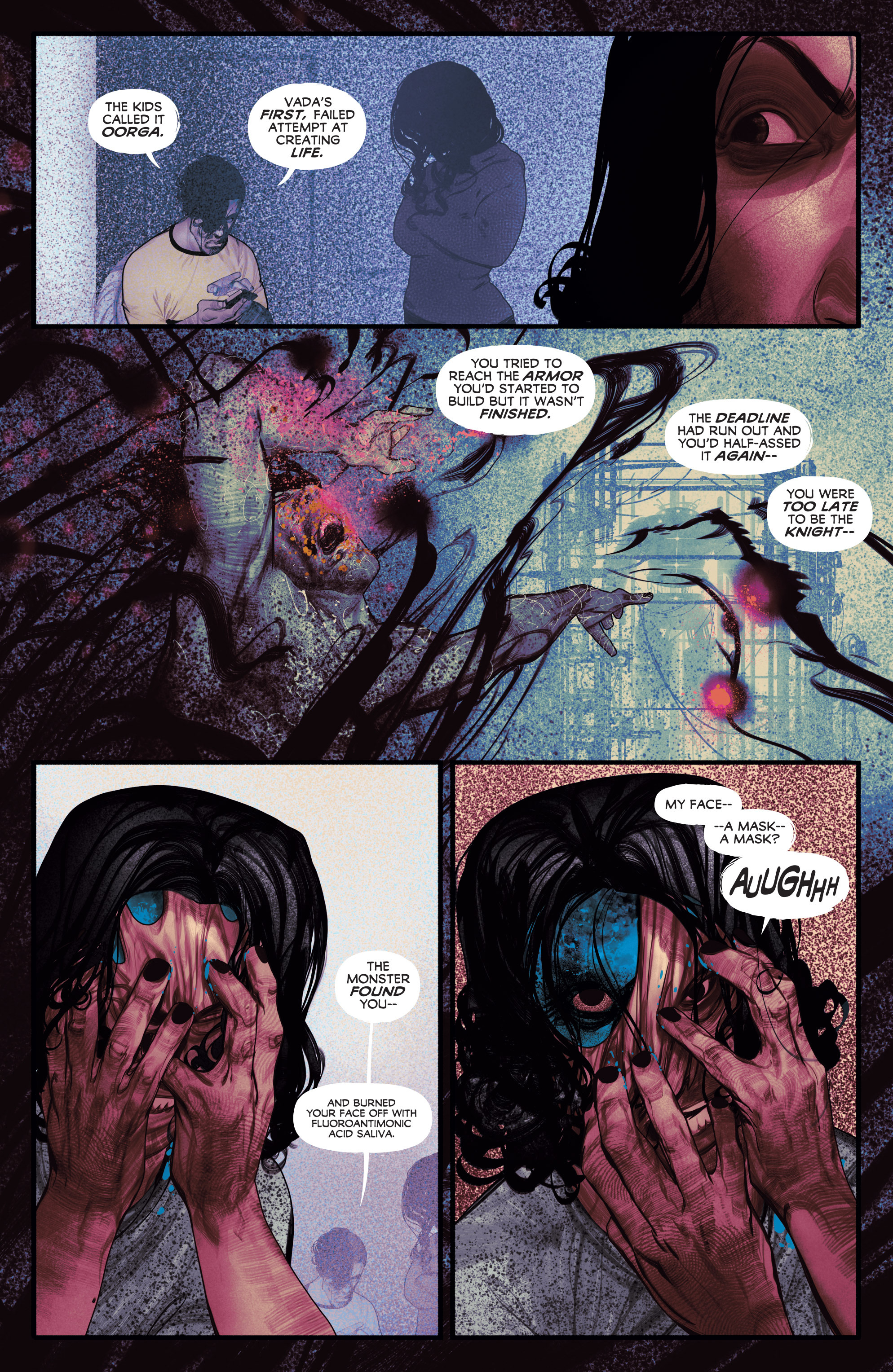Read online Annihilator comic -  Issue #4 - 33