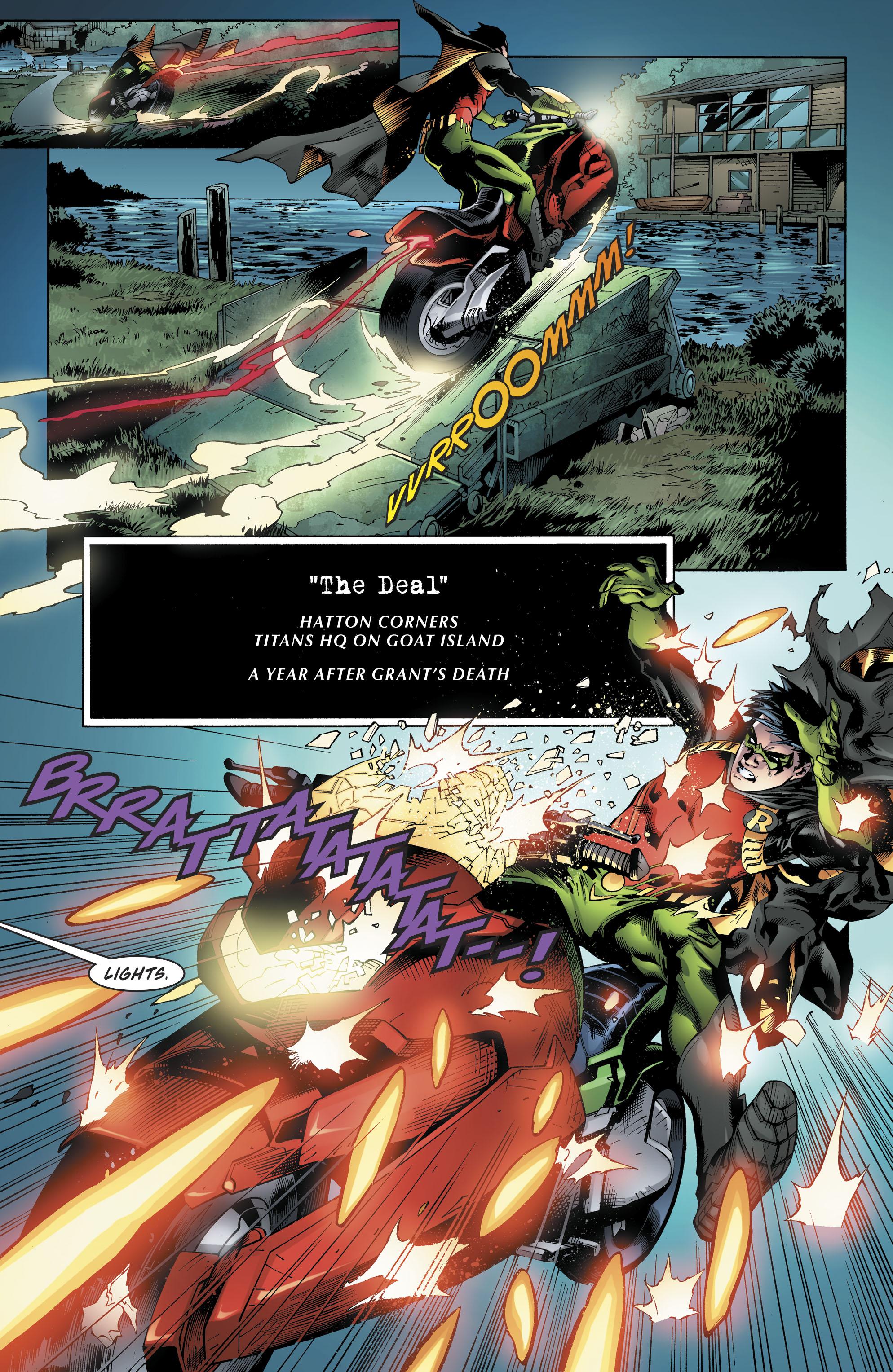 Read online Deathstroke (2016) comic -  Issue #19 - 6
