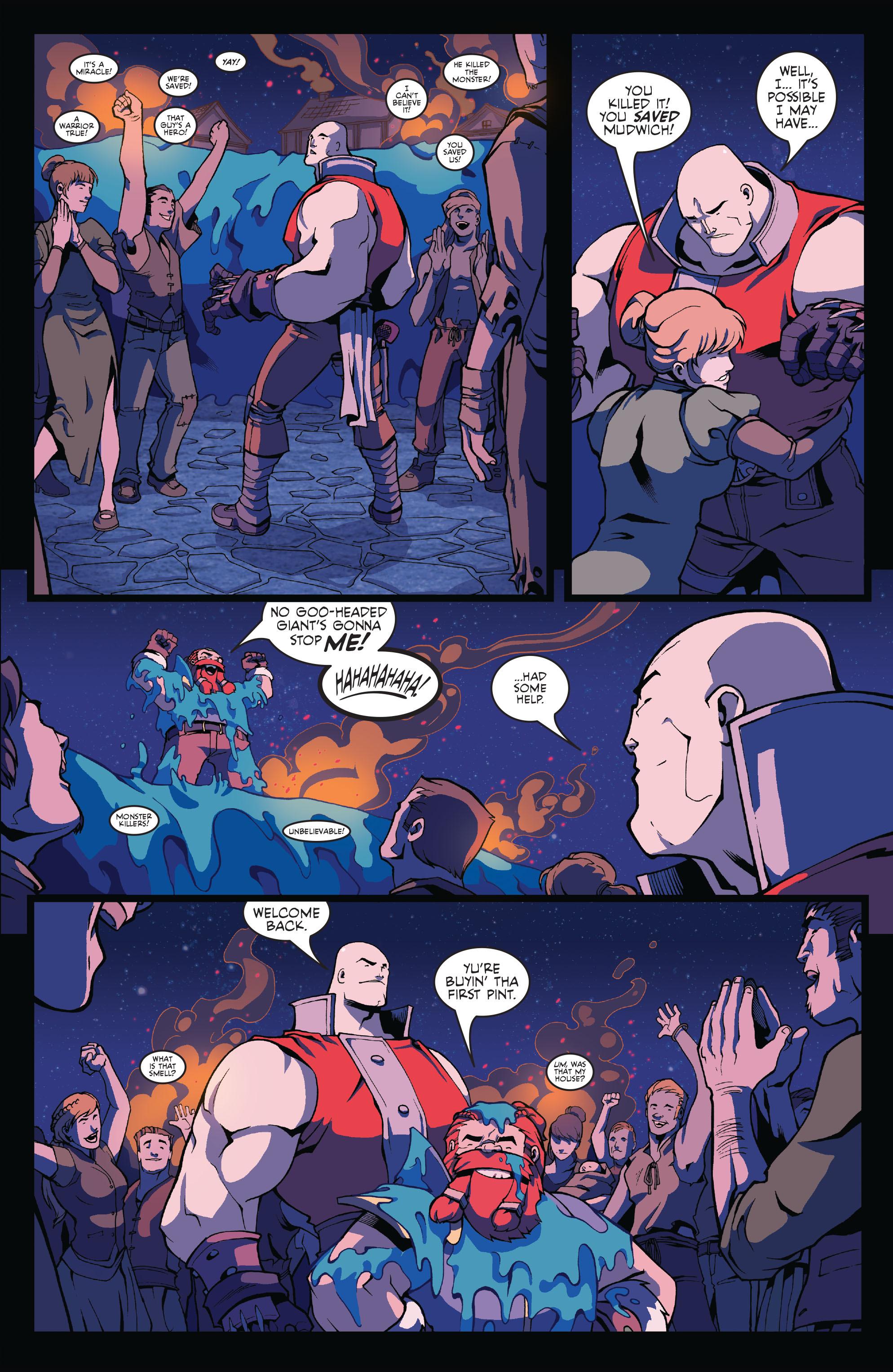 Read online Skullkickers comic -  Issue #5 - 19