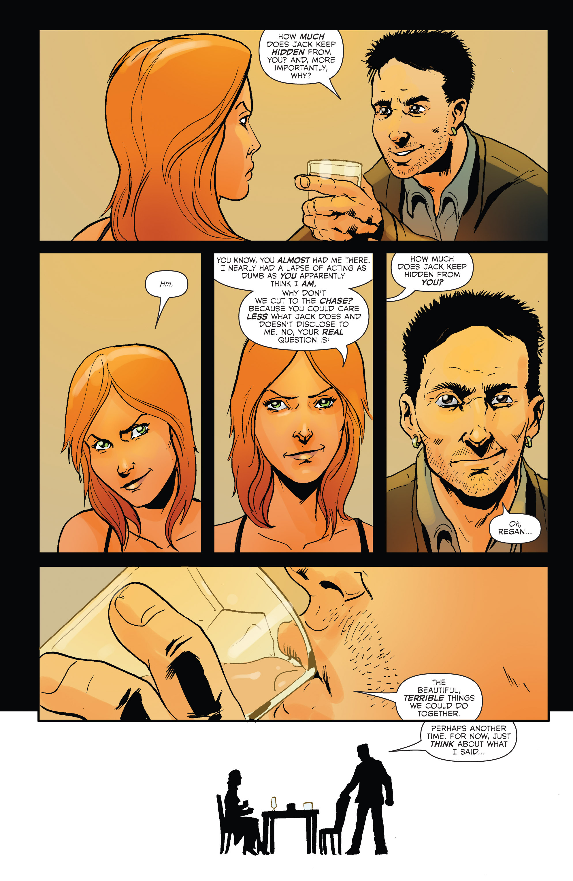 Read online Hoax Hunters (2012) comic -  Issue # TPB 2 - 21