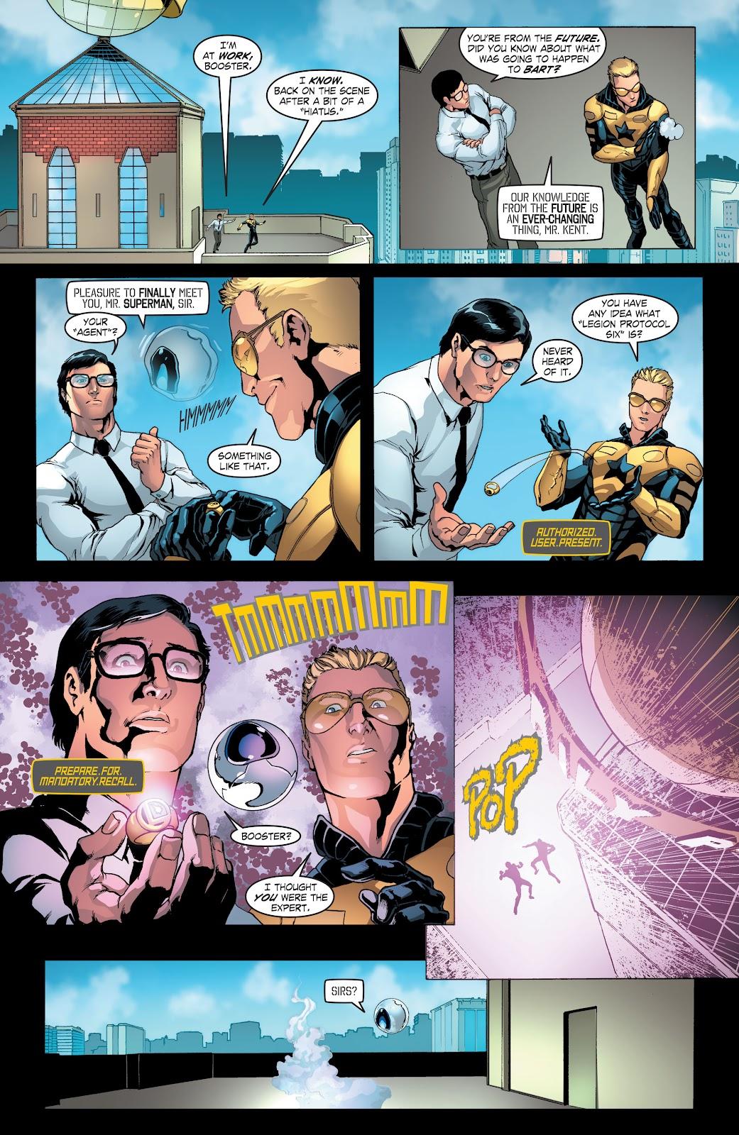 Read online Smallville Season 11 [II] comic -  Issue # TPB 4 - 15