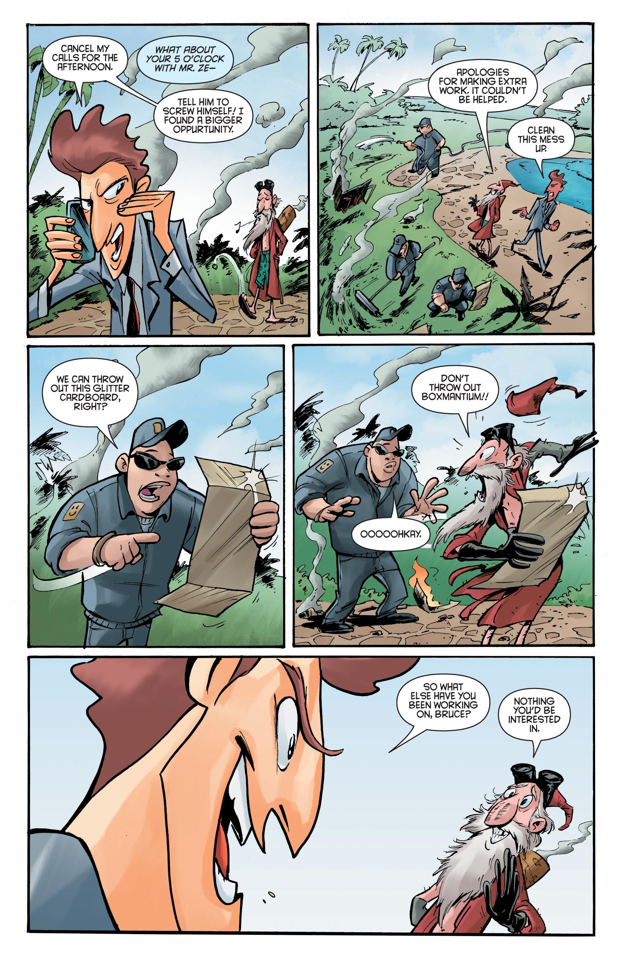 Read online Smosh comic -  Issue #5 - 15