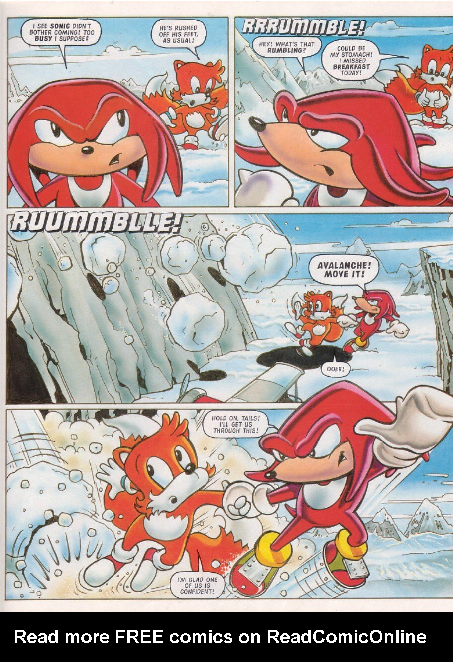Read online Sonic the Comic comic -  Issue #120 - 11