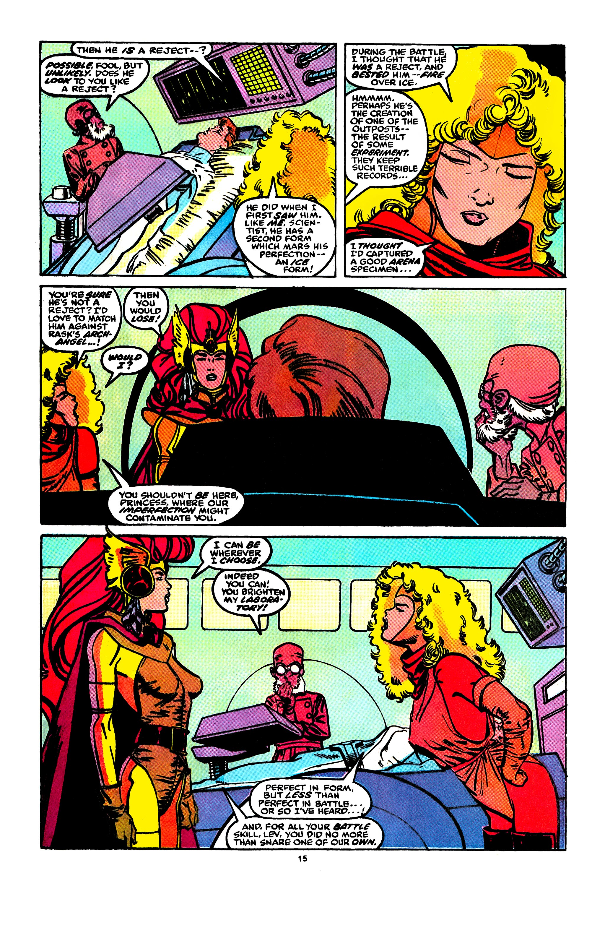 Read online X-Factor (1986) comic -  Issue #44 - 12