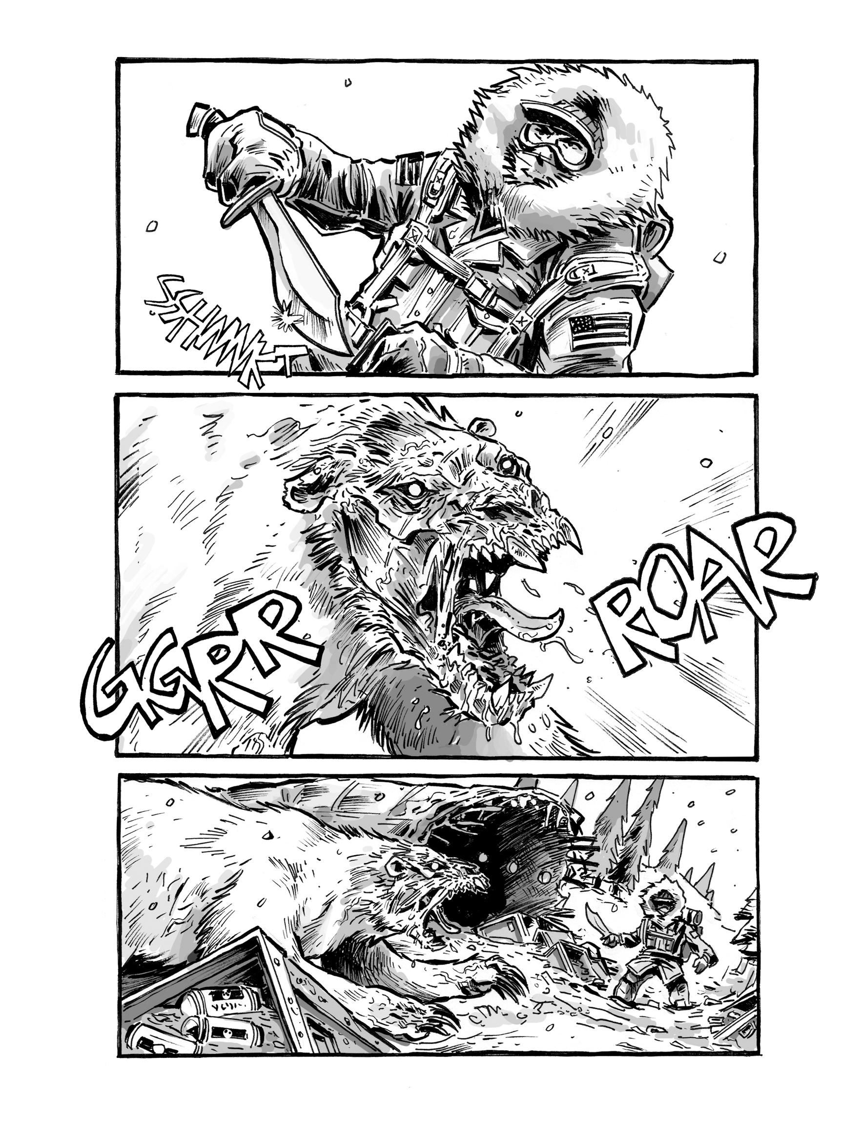 Read online FUBAR comic -  Issue #2 - 148