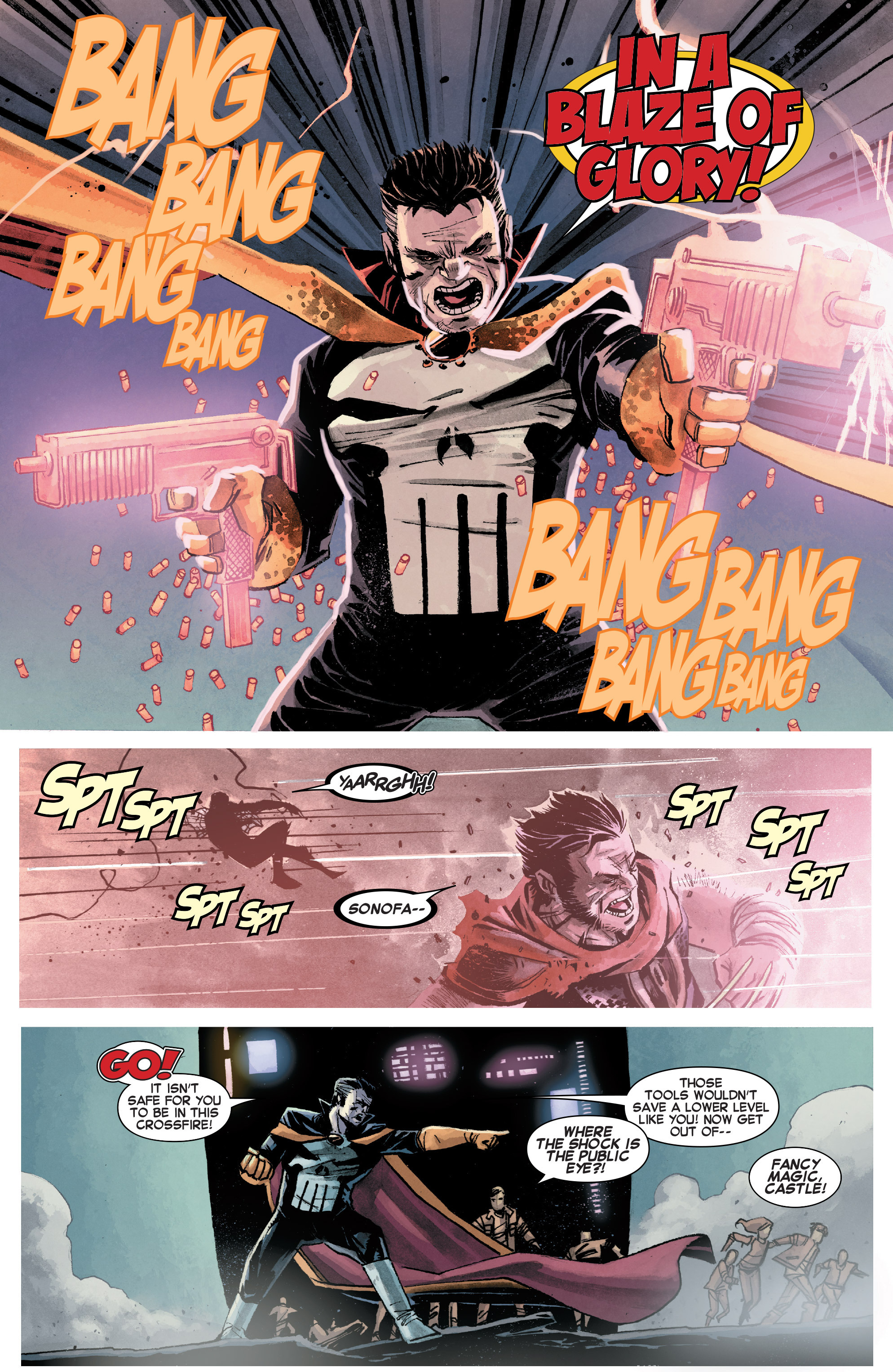 Read online Secret Wars Journal/Battleworld comic -  Issue # TPB - 124